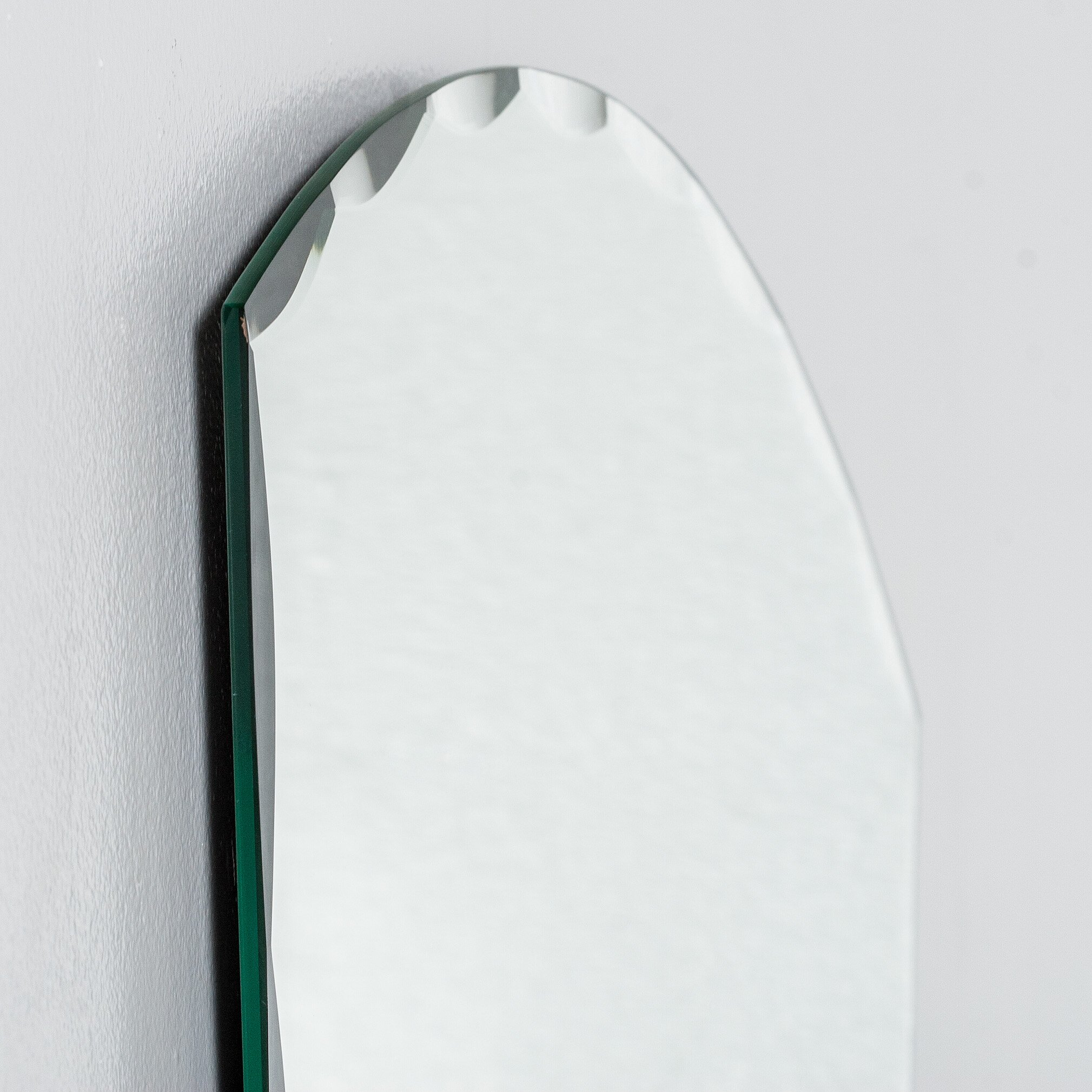 Paris modern wall mirror reviews allmodern for All modern accessories