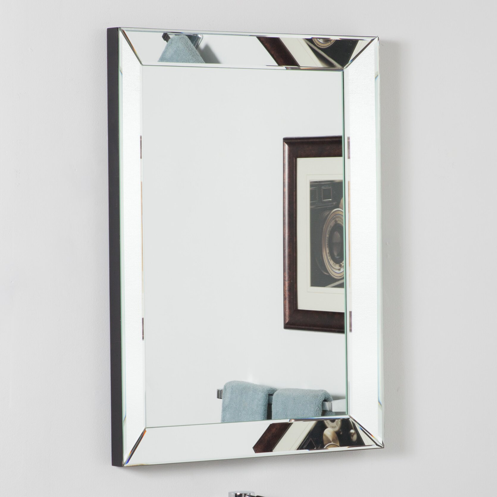 decor wonderland vanity wall mirror