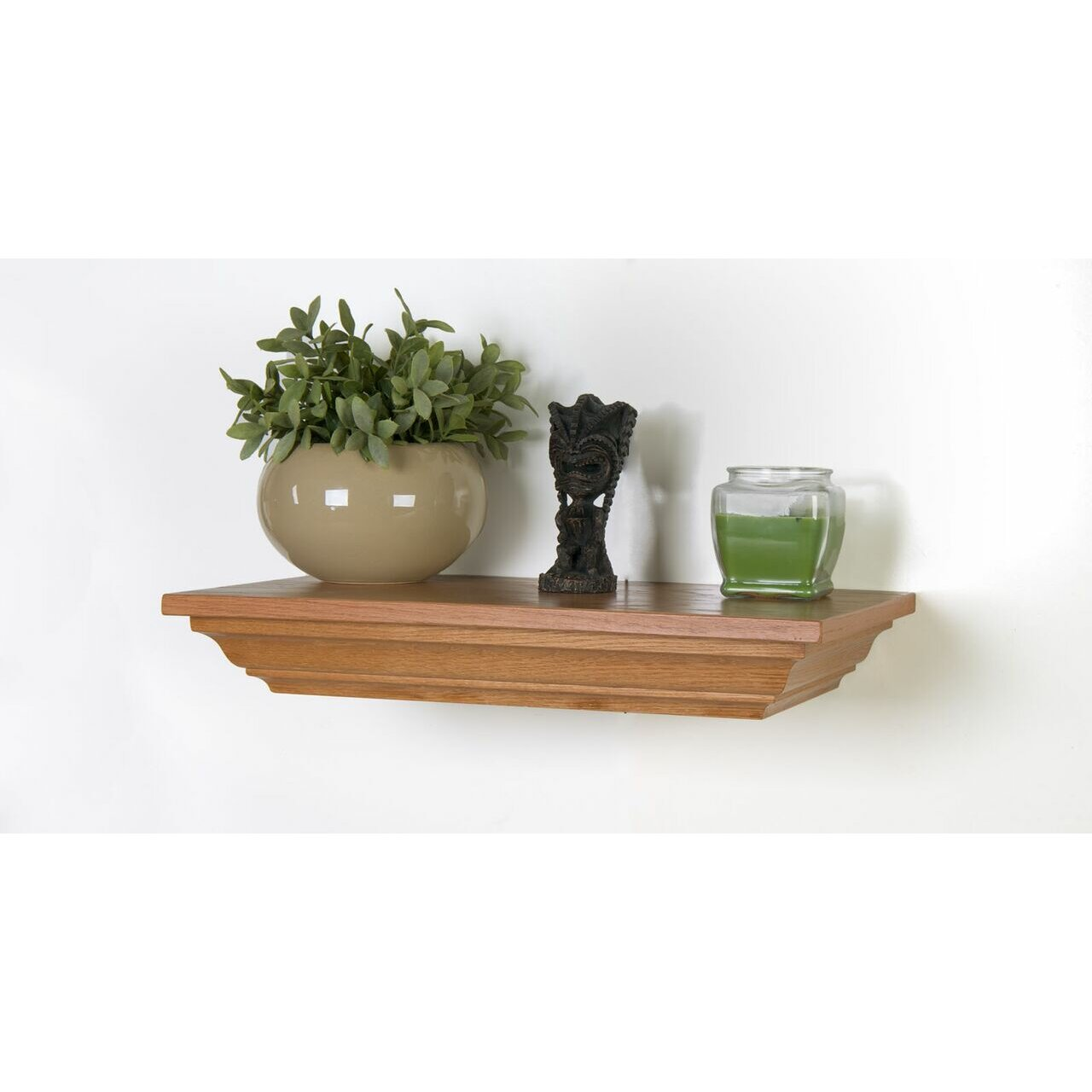 Decorative Floating Shelves American Furniture Classics Floating Decorative Wall Shelf With
