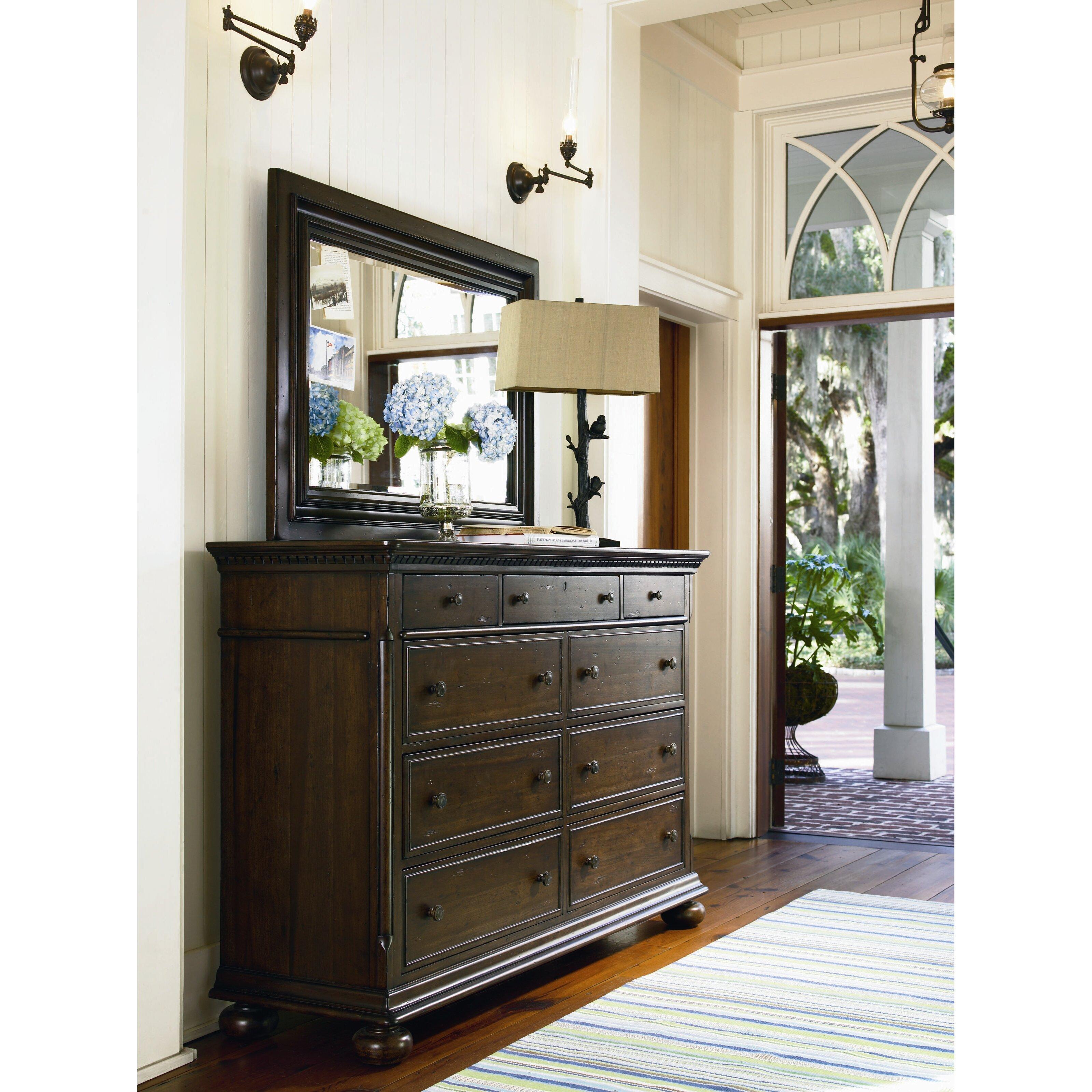 Paula Deen Down Home Bedroom: Paula Deen Home Down Home Aunt Peggy's 8 Drawer Dresser