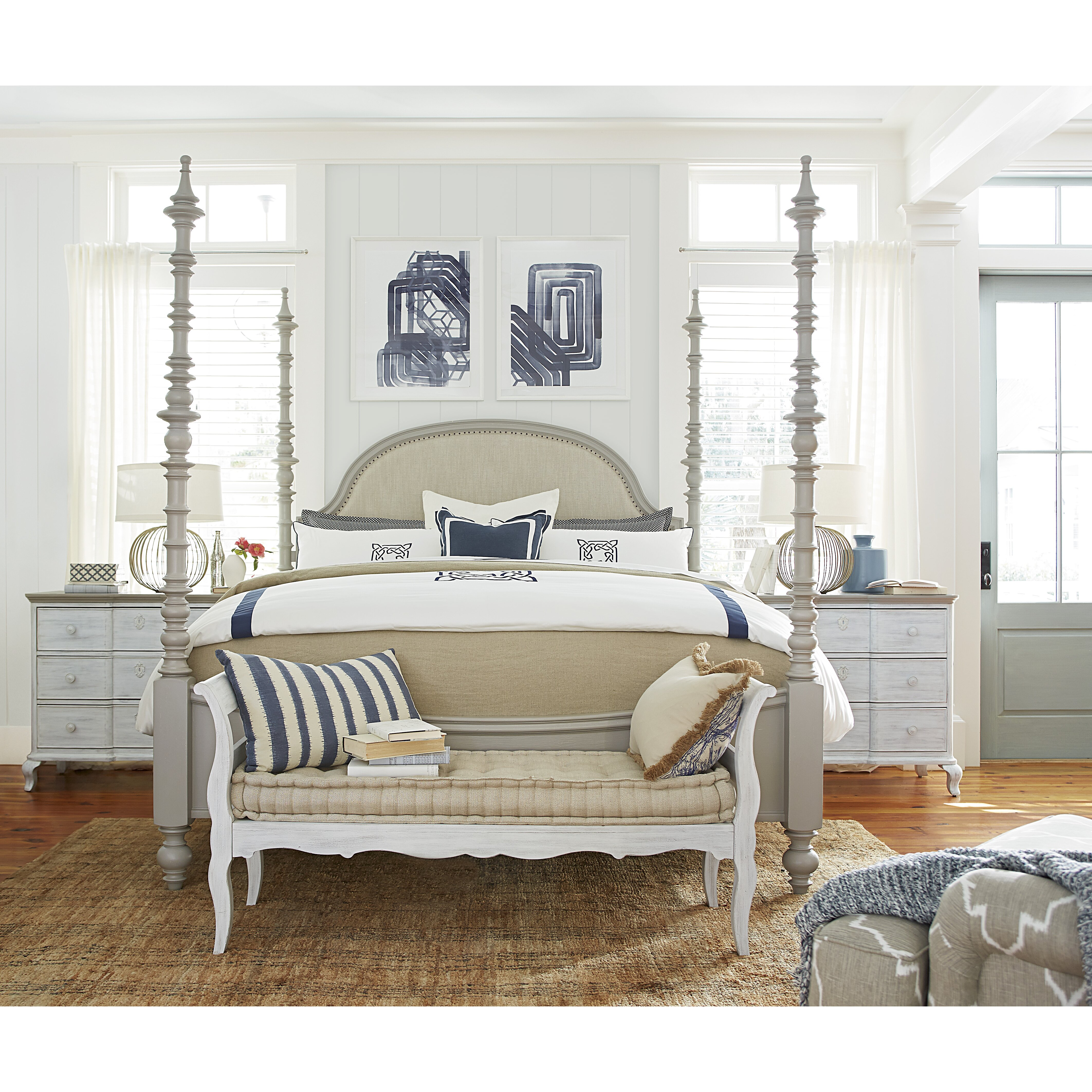 Paula Deen Bedroom Furniture Collection Steel Magnolia Paula Deen Home Dogwood 3 Drawer Nightstand Reviews Wayfair