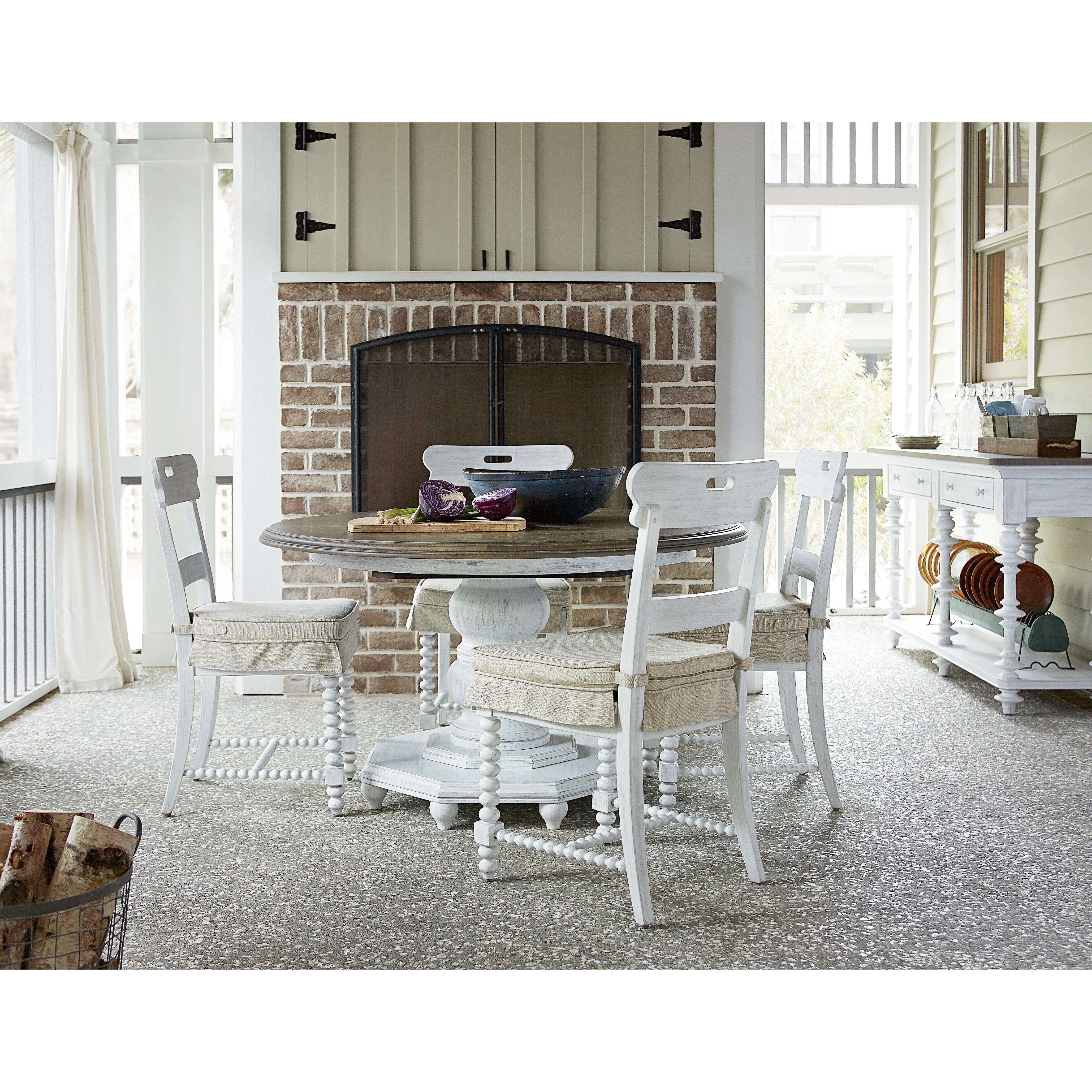 Paula Deen Living Room Furniture Paula Deen Home Dogwood Side Chair Reviews Wayfair