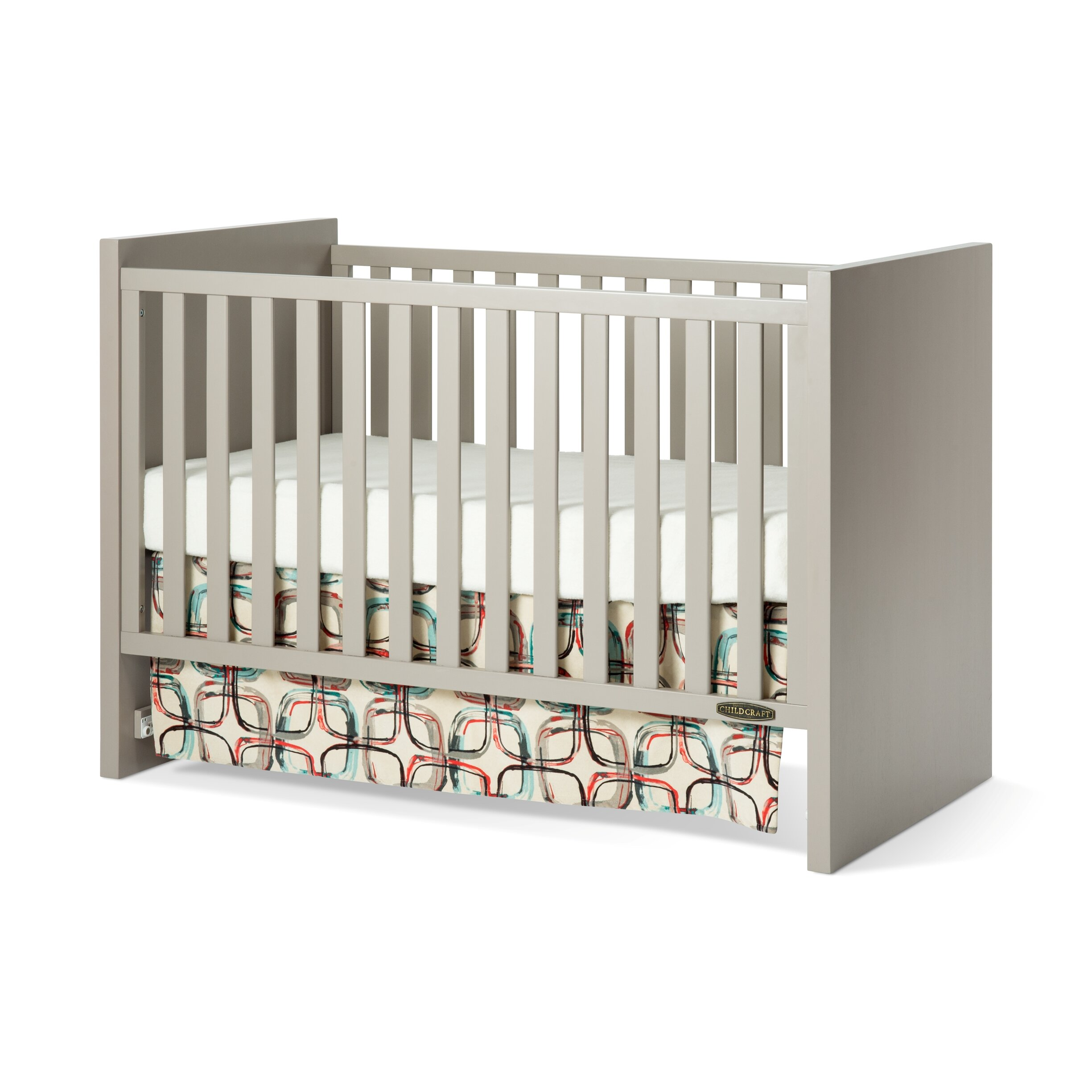 Child Craft Loft 3 In 1 Convertible Crib Amp Reviews Wayfair