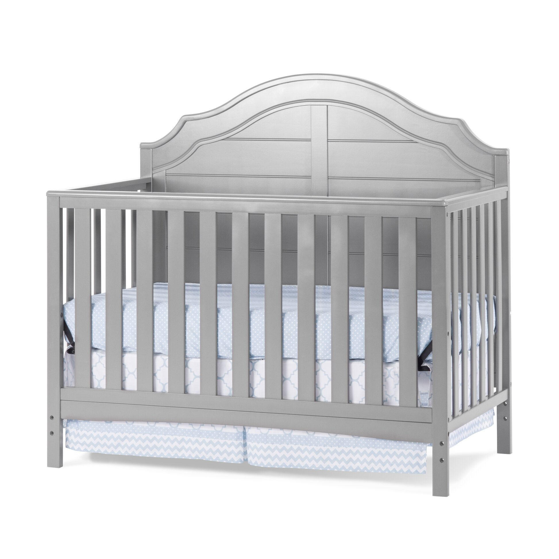 Baby cribs staten island - Child Craft Alstrom 4 In 1 Convertible Crib