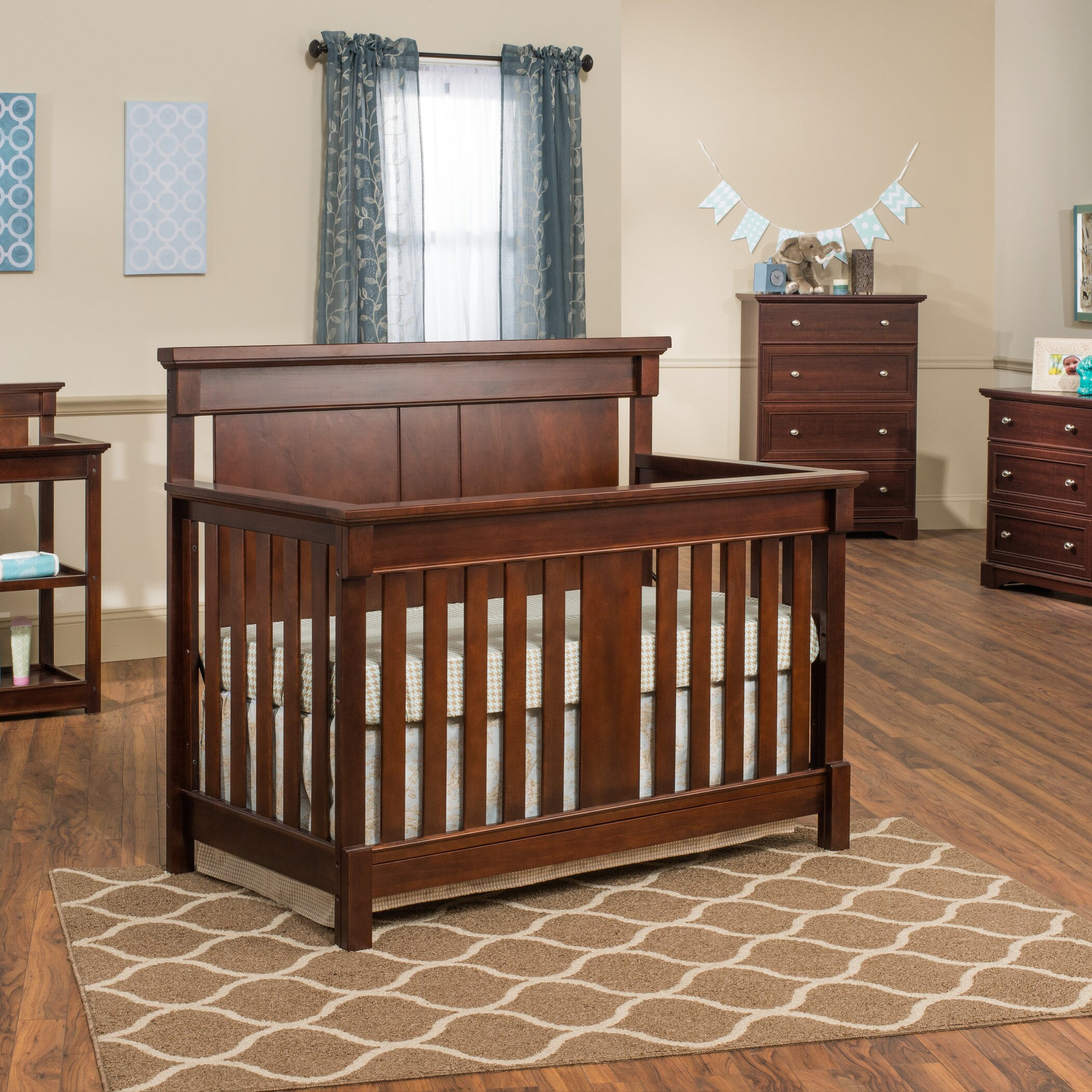 Used crib for sale edmonton - Child Craft Bradford Lifetime 4 In 1 Convertible Crib