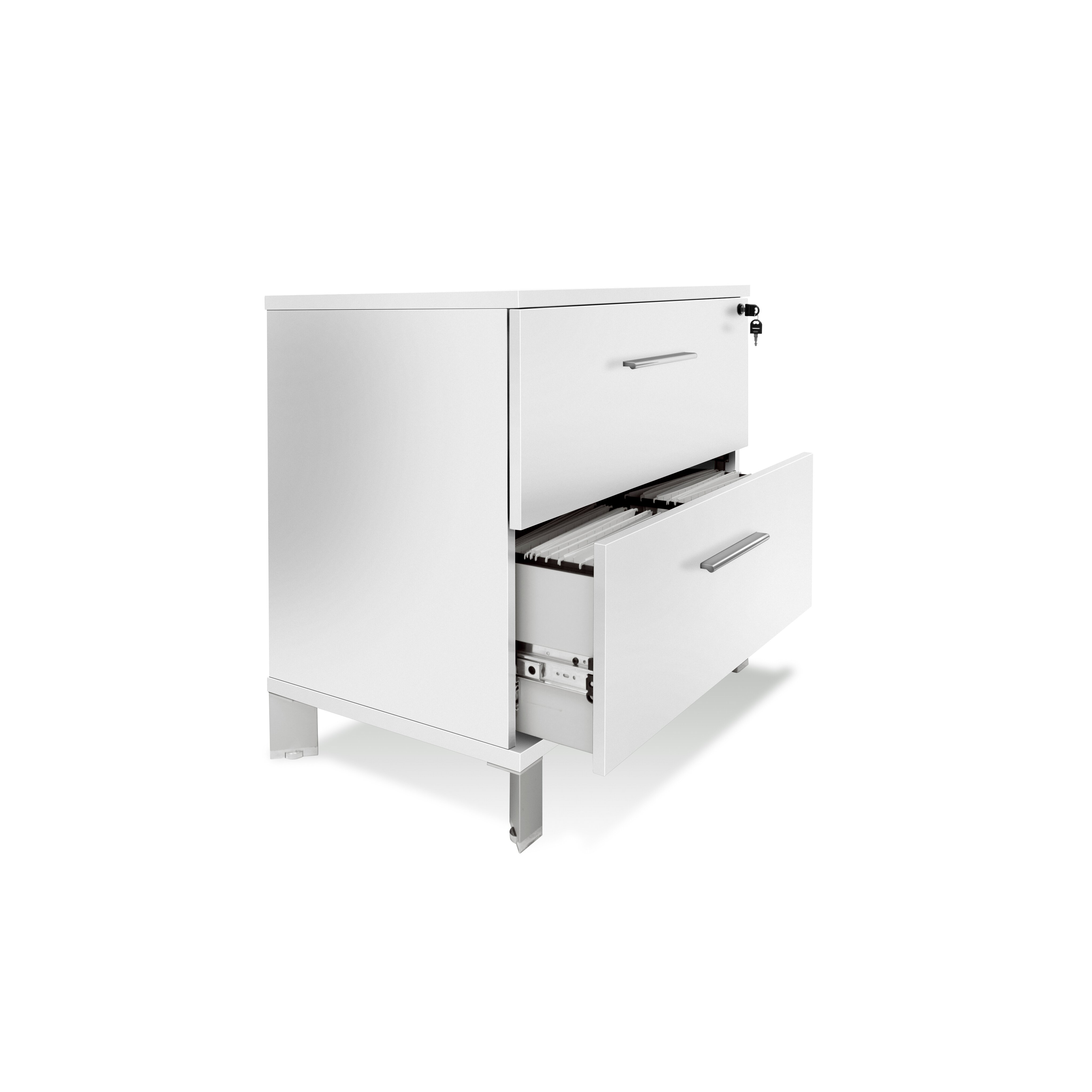 Lorell Lateral File Cabinet Haaken Furniture Pure Office 2 Drawer Lateral File Reviews Wayfair