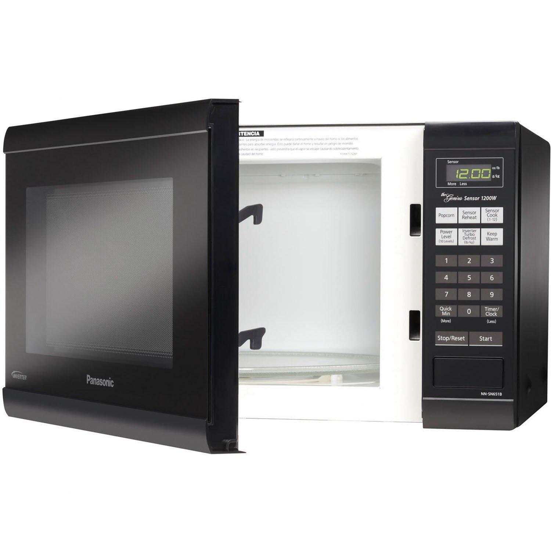 Panasonic Kitchen Appliances Panasonic 2069 12 Cuft Countertop Microwave Reviews Wayfair
