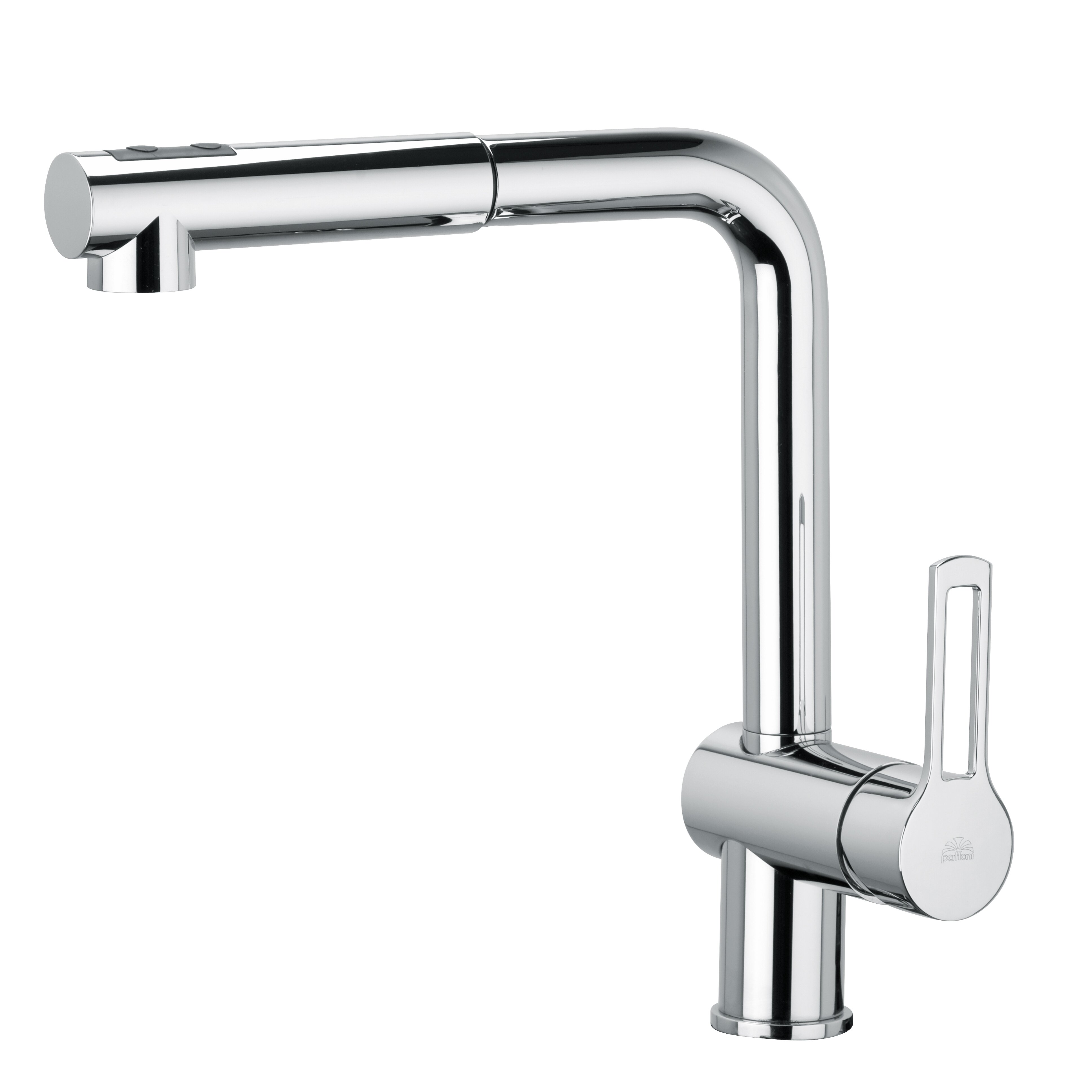 Pull Out Spray Kitchen Faucets Ws Bath Collections Ringo 285 One Handle Single Hole Kitchen