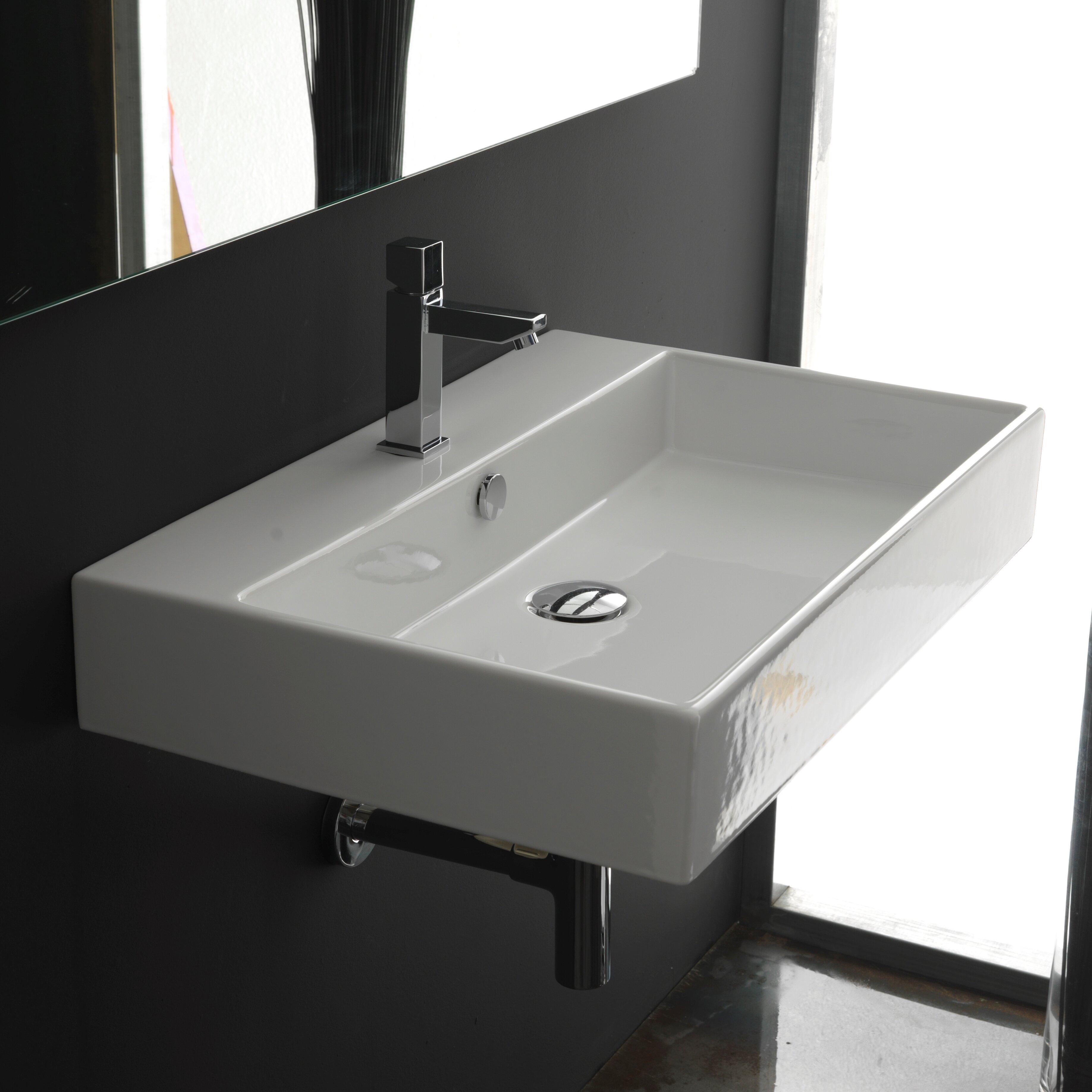 Bathroom Sink Material Ws Bath Collections Ceramica Ii Unlimited Ceramic Bathroom Sink