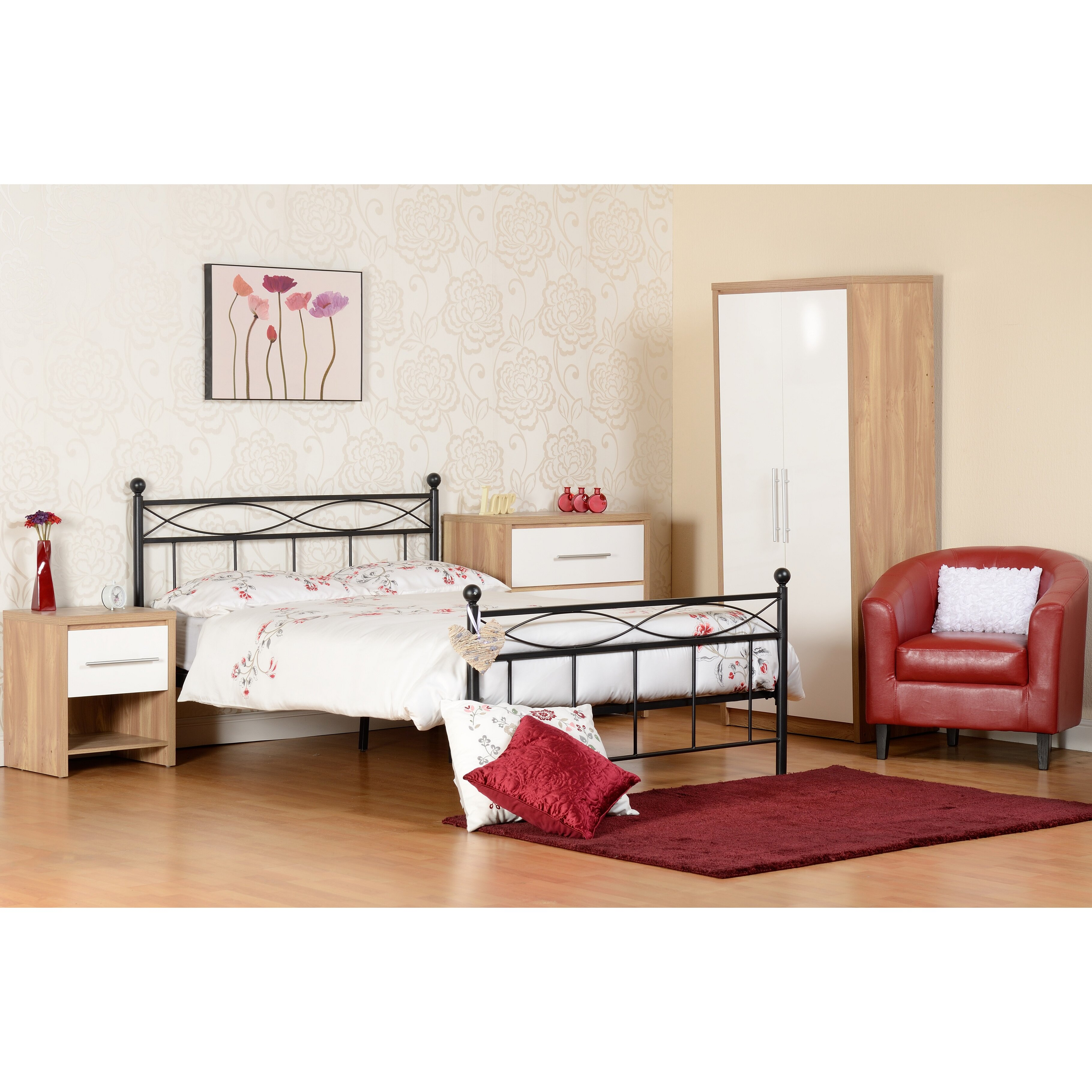home essence seville bedroom set reviews