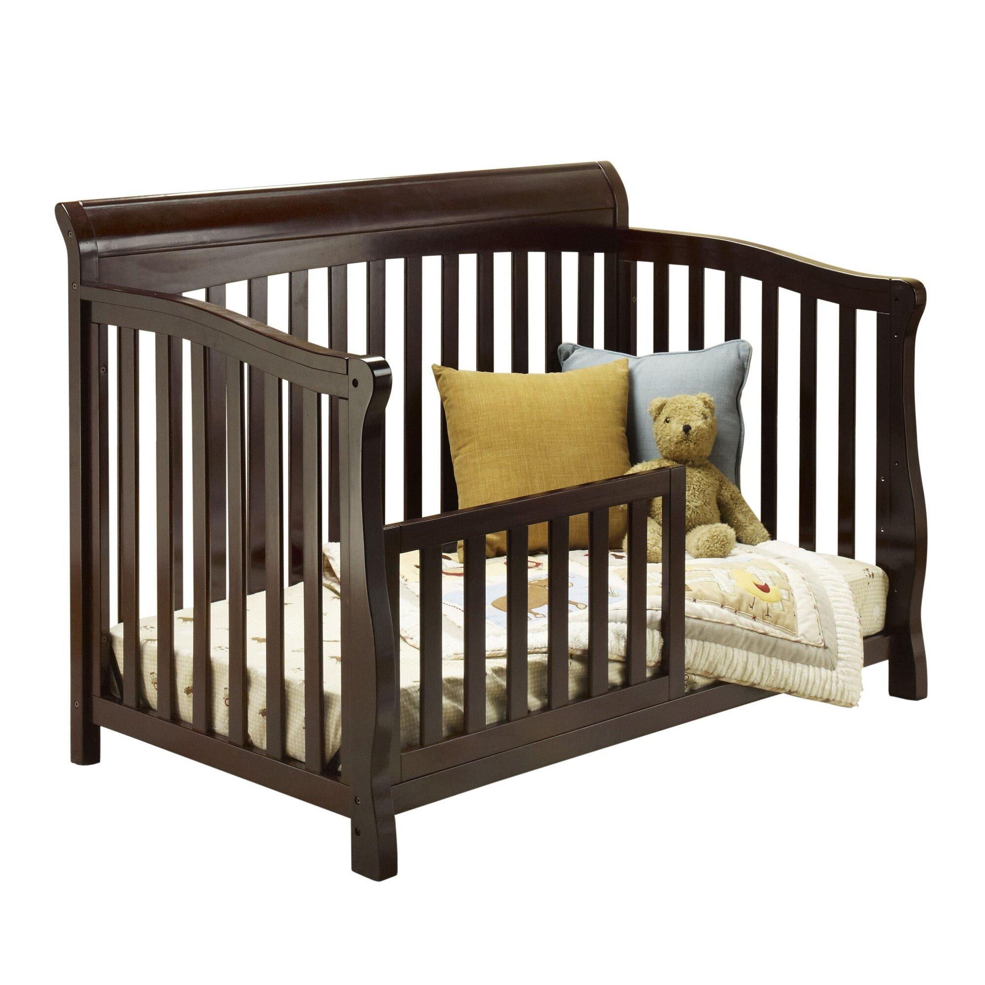 Sorelle Florence 4 In 1 Convertible Crib Reviews Wayfair