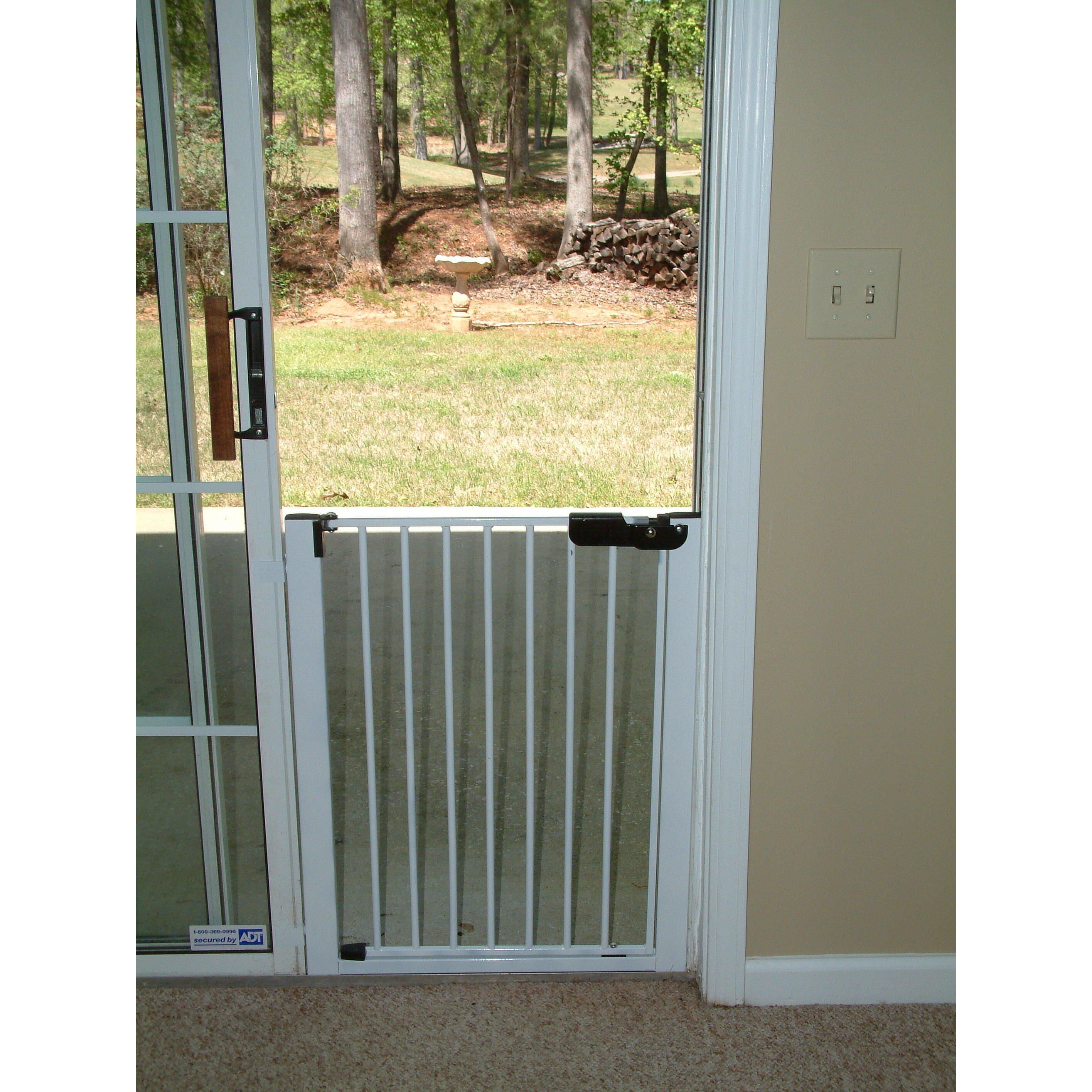 Sliding door gate saudireiki cardinal gates lock n block sliding door gate reviews wayfair eventelaan Image collections