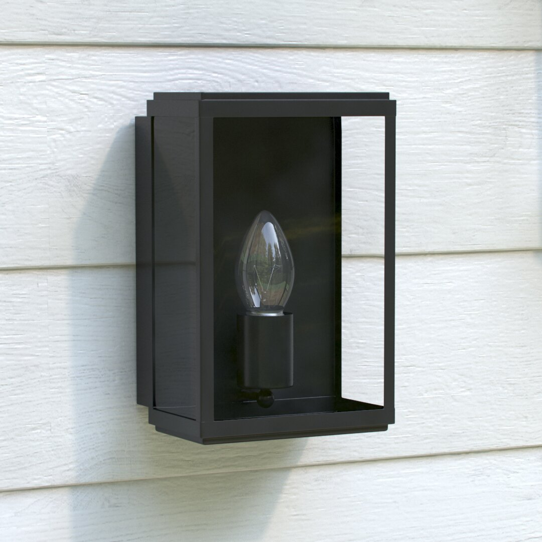 searchlight outdoor wall porch flush 1 light outdoor. Black Bedroom Furniture Sets. Home Design Ideas