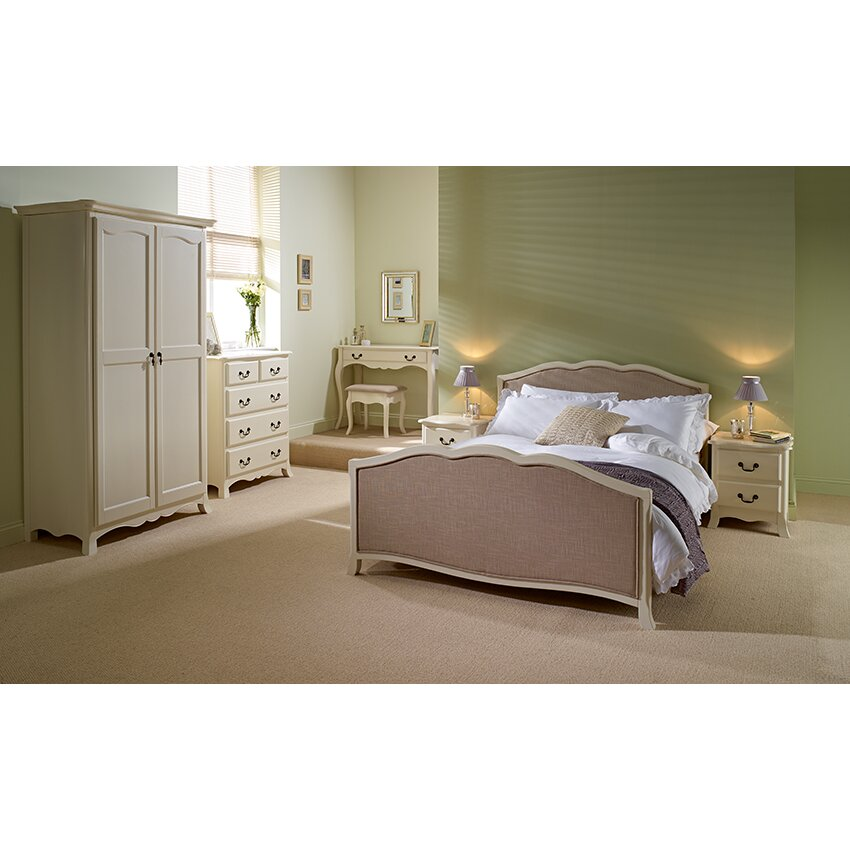Home Zone Furniture Chantilly 2 Door Wardrobe