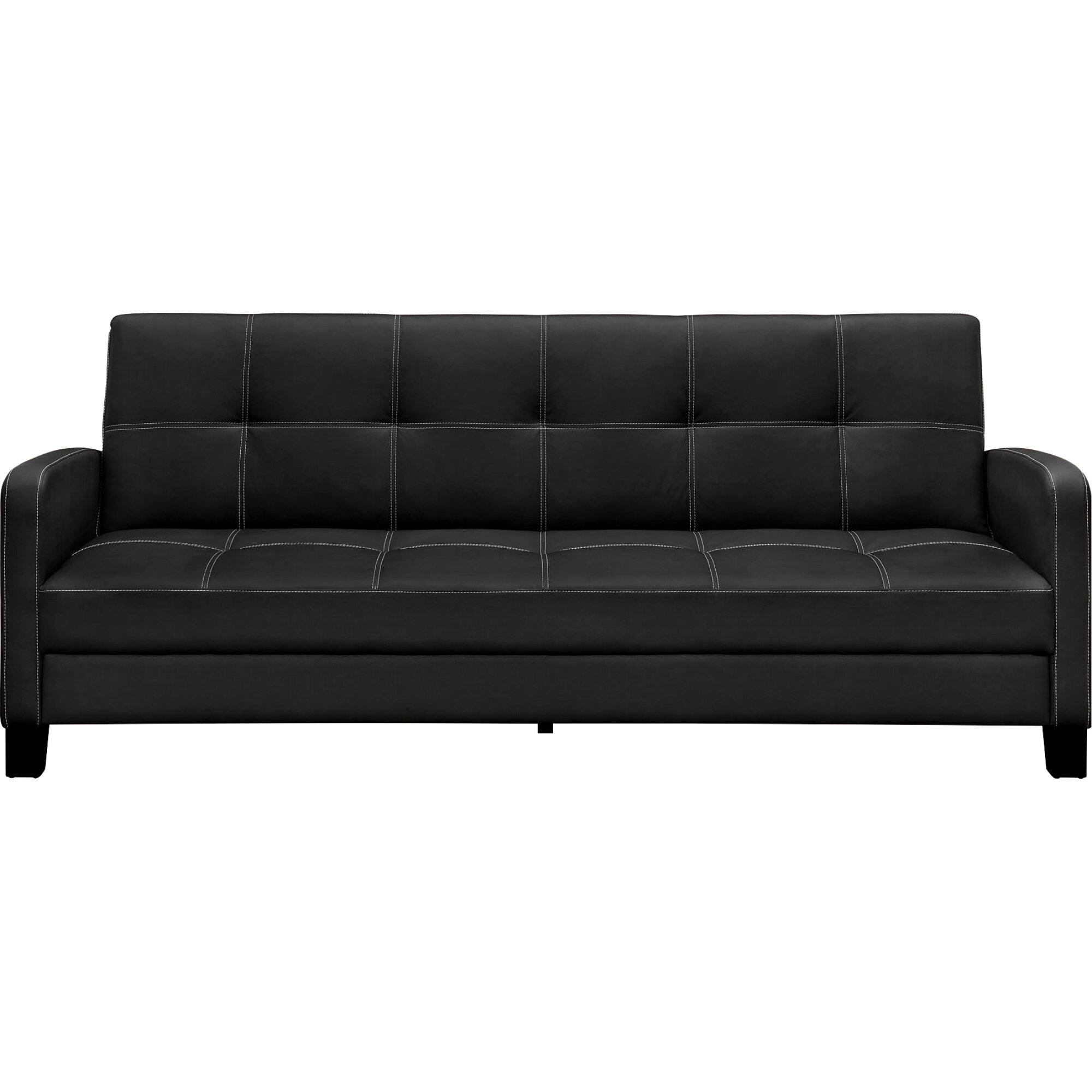 Dhp Delaney Sleeper Sofa Amp Reviews Wayfair Ca