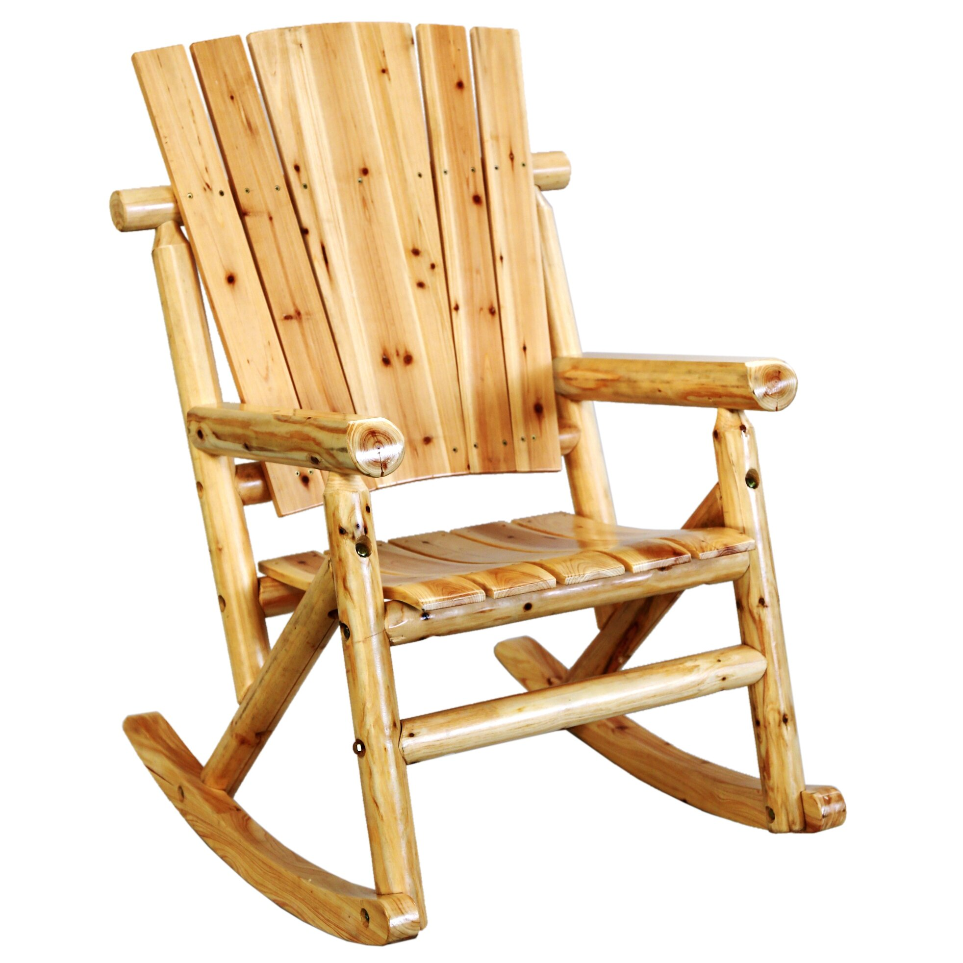 LeighCountry Aspen Single Rocking Chair II Reviews – Aspen Chair