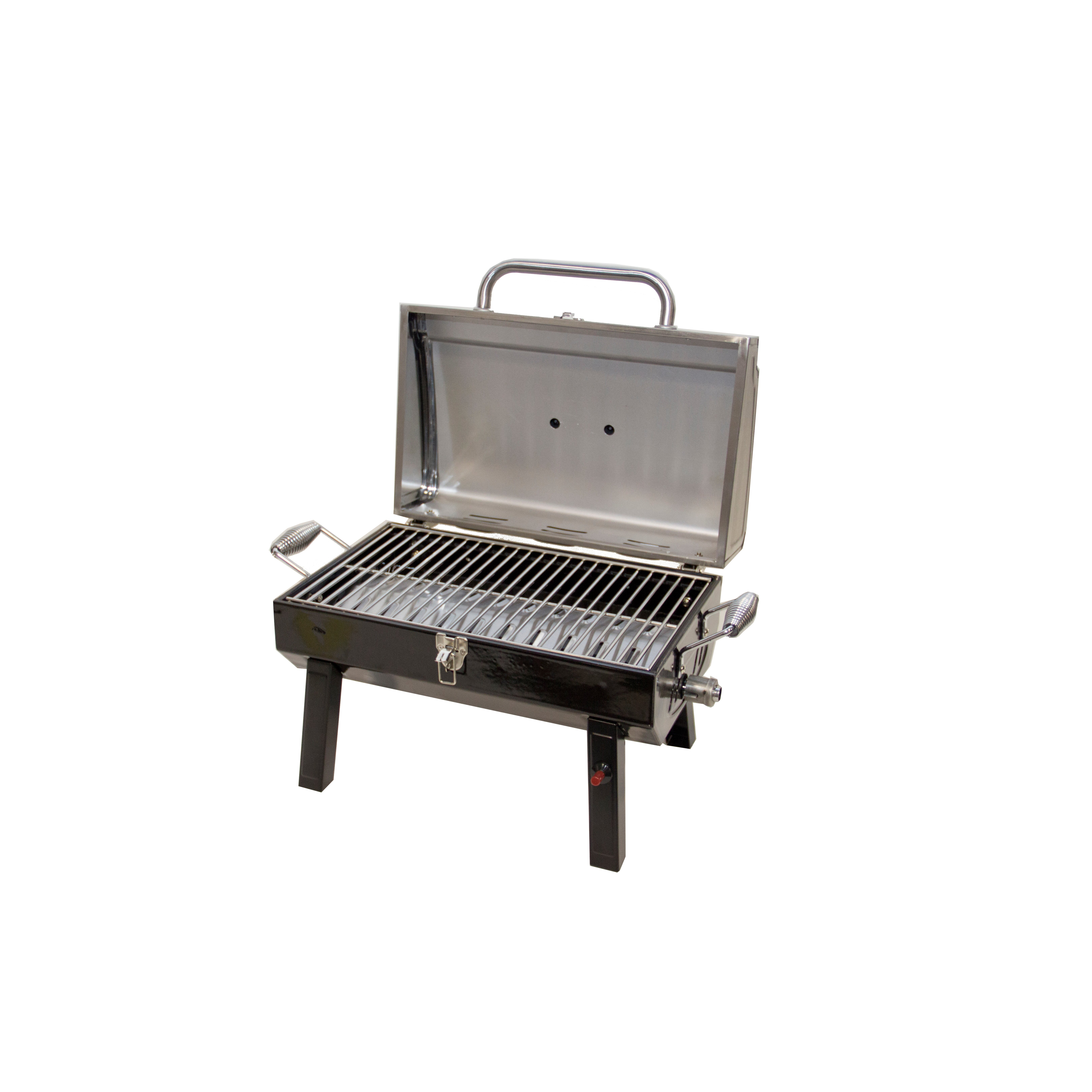 Charbroil Deluxe 1 Burner Portable Propane Gas Grill Reviews .