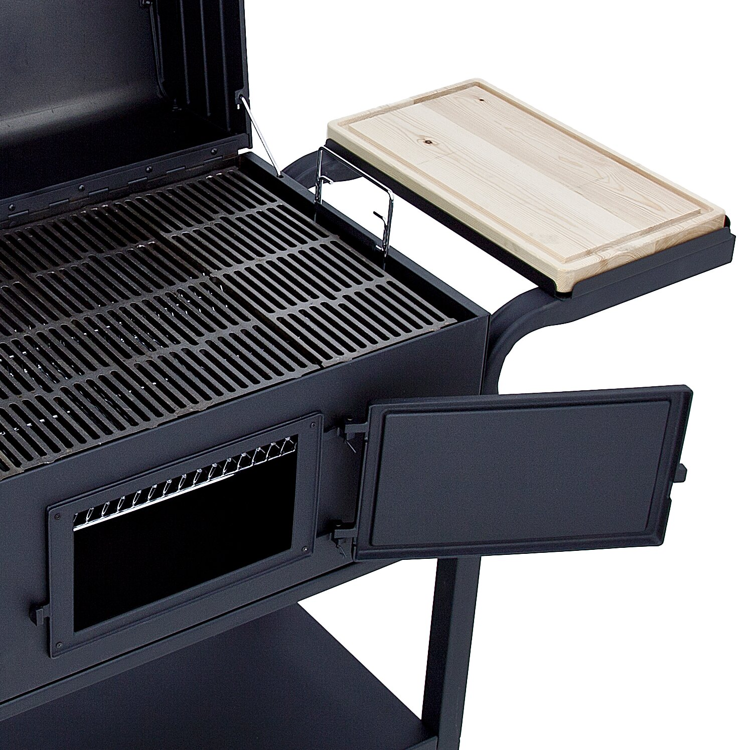 charbroil classic charcoal grill with side shelves reviews. Black Bedroom Furniture Sets. Home Design Ideas