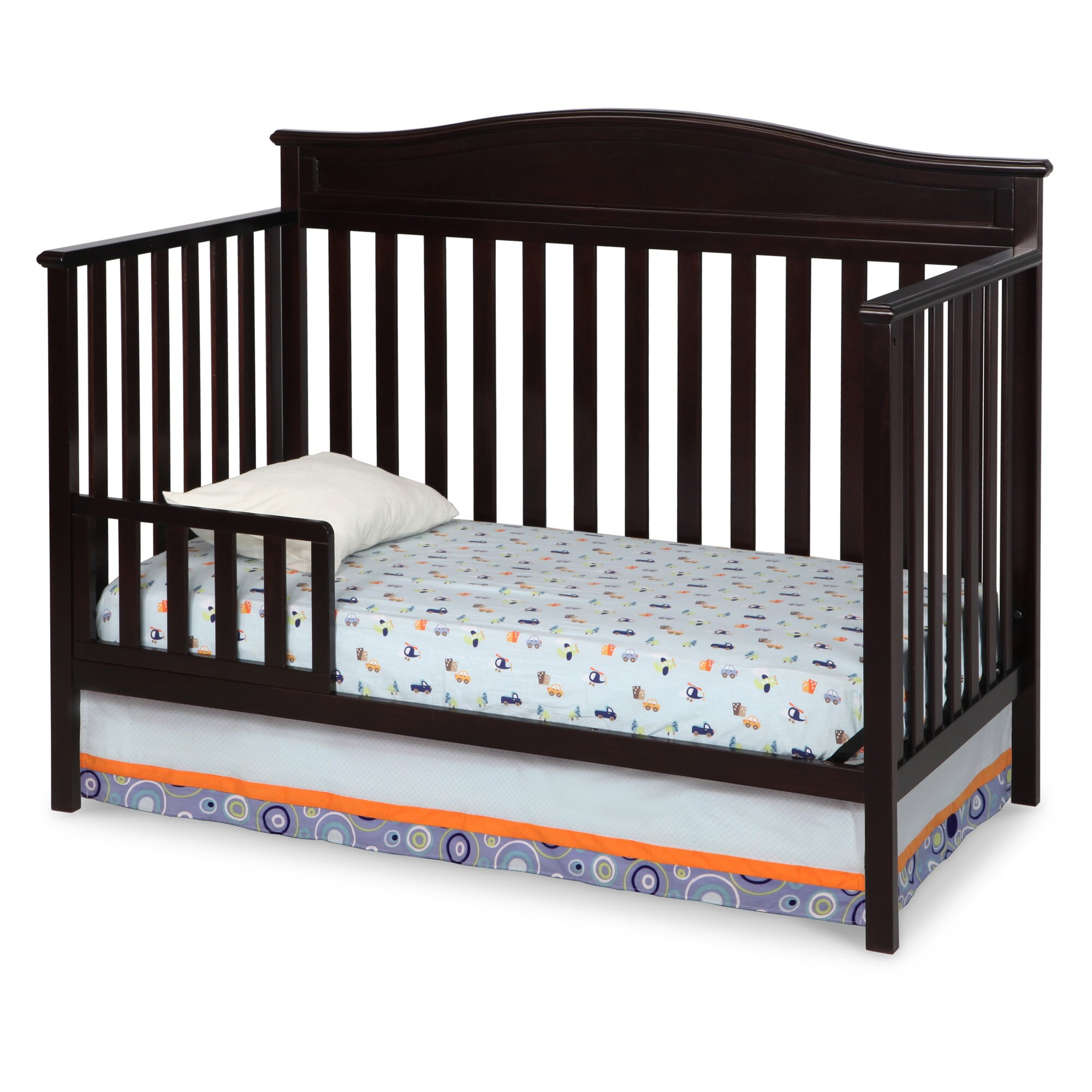 Baby cribs denver co - Delta Children Larkin Convertible Crib