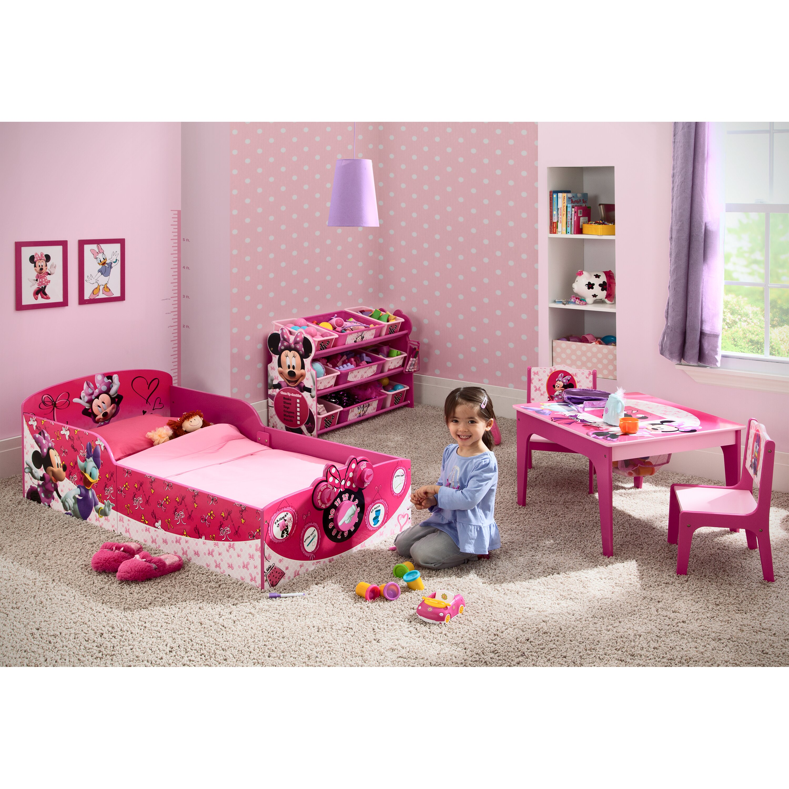 minnie mouse toddler furniture