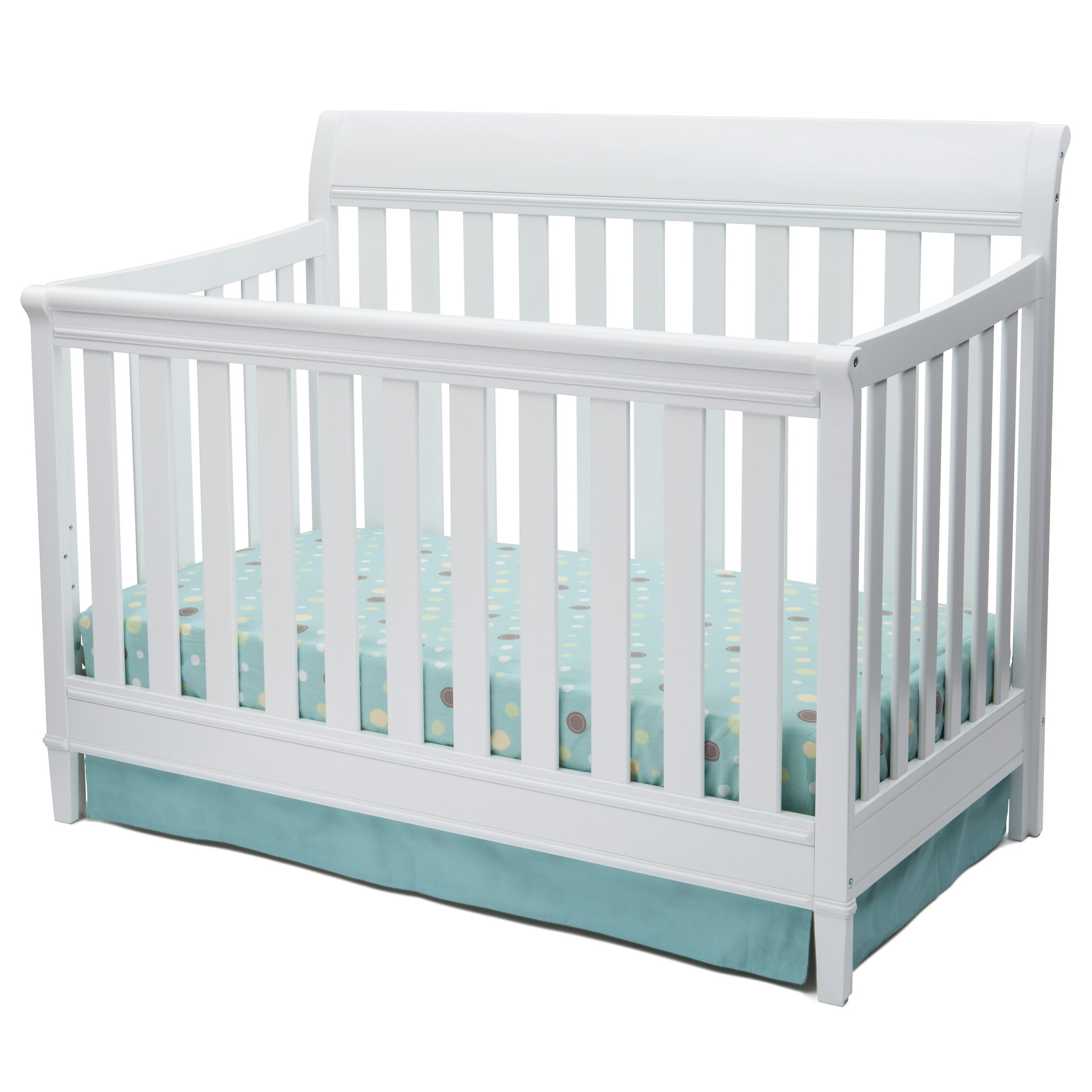 Baby cribs jacksonville fl - Delta Children Haven 4 In 1 Convertible Crib