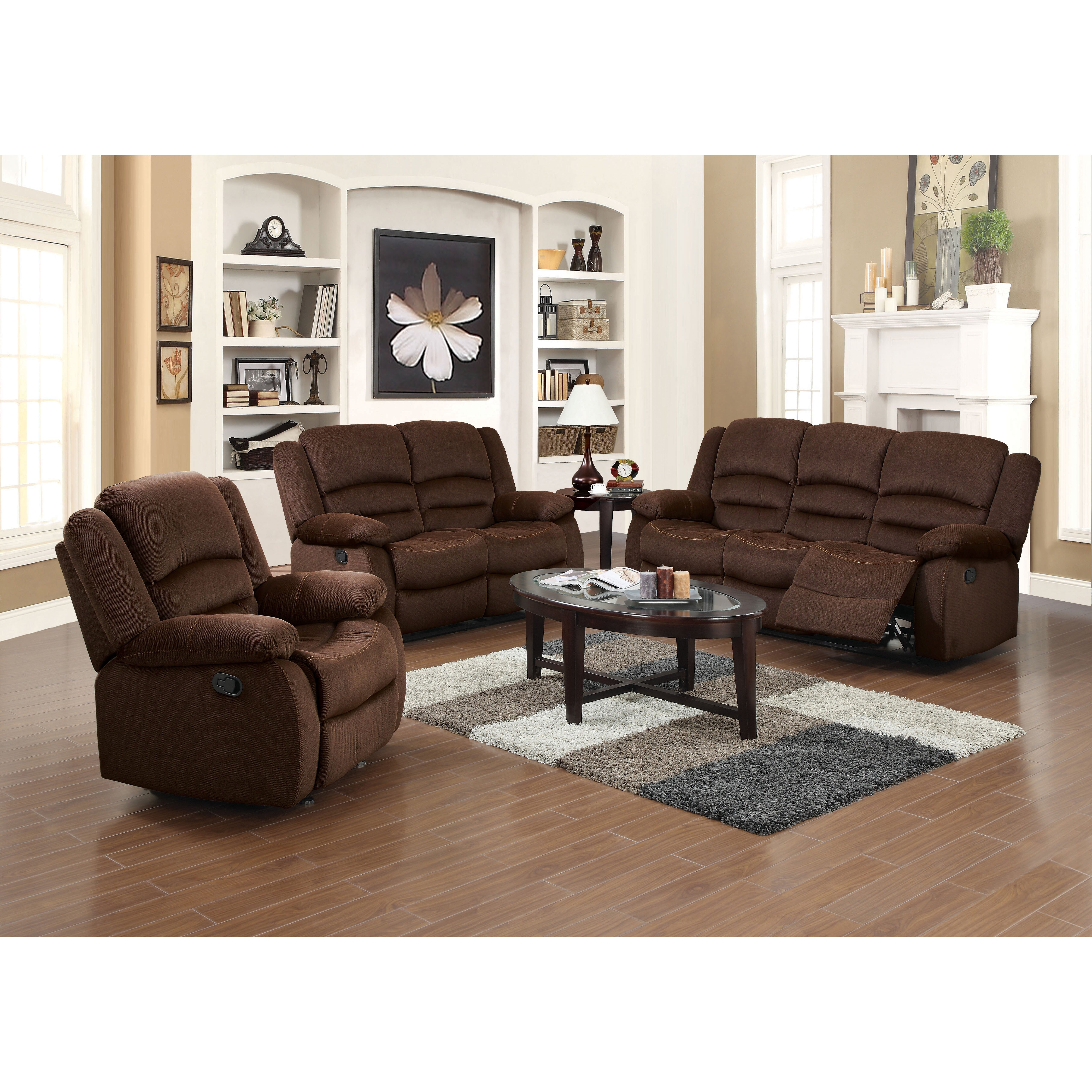 Living Room Collection Furniture Acme Furniture Bailey Living Room Collection Wayfair