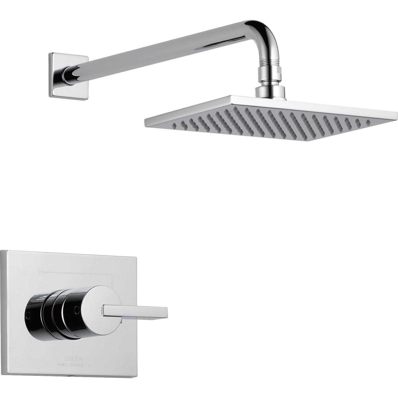 Delta Vero Diverter Shower Faucet. Delta Bath Faucet With Diverter  tub faucet diverter repair