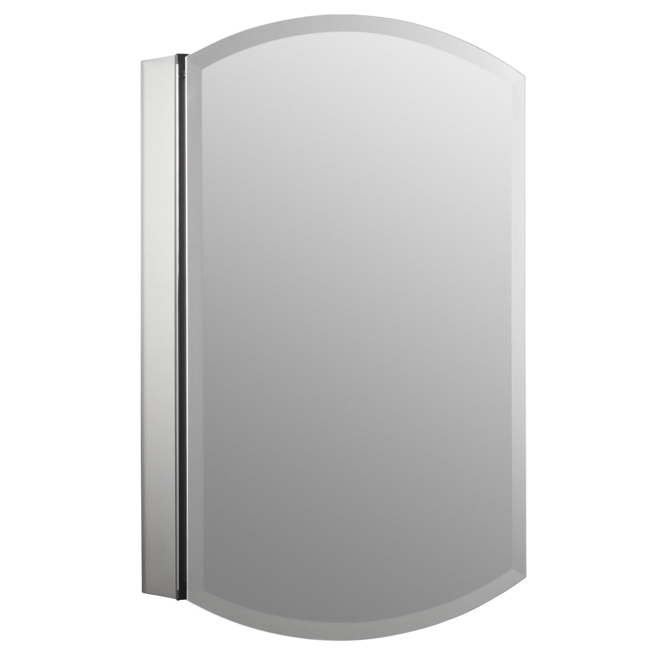 18 X 24 Medicine Cabinet Archer 20 X 31 Aluminum Wall Mount Medicine Cabinet With