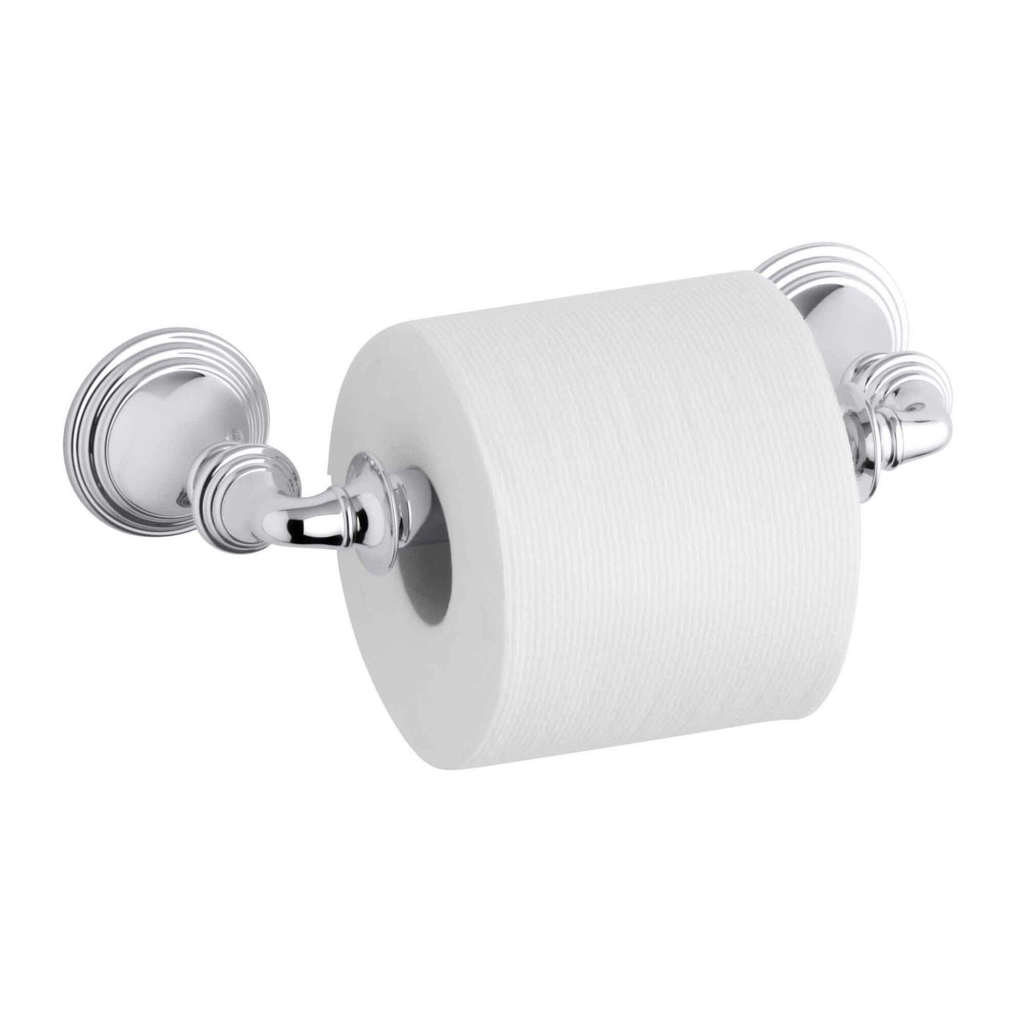 Kohler Devonshire Toilet Tissue Holder. Kohler Devonshire Toilet Tissue Holder   Reviews   Wayfair