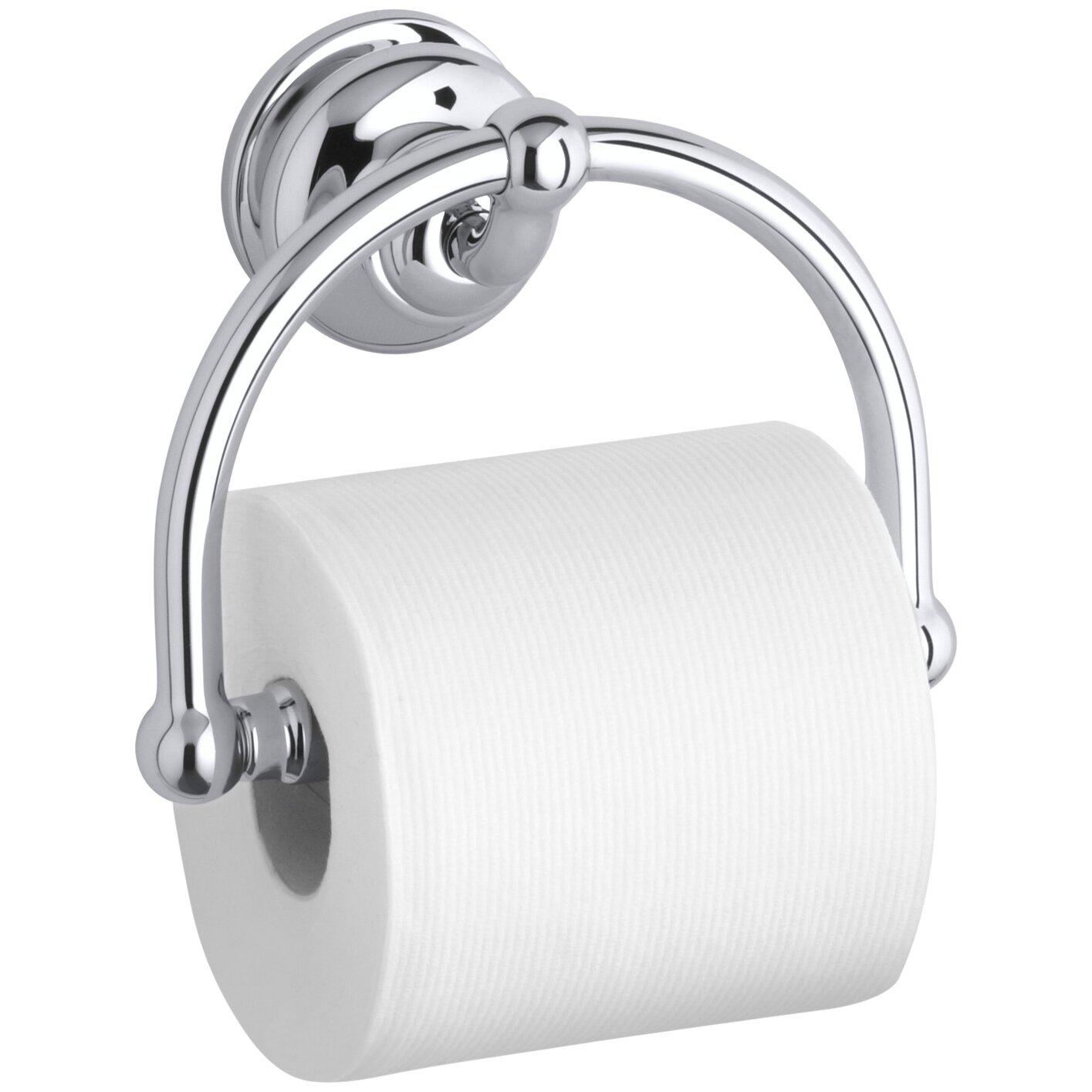 Kohler Fairfax Toilet Tissue Holder. Kohler Fairfax Toilet Tissue Holder   Reviews   Wayfair