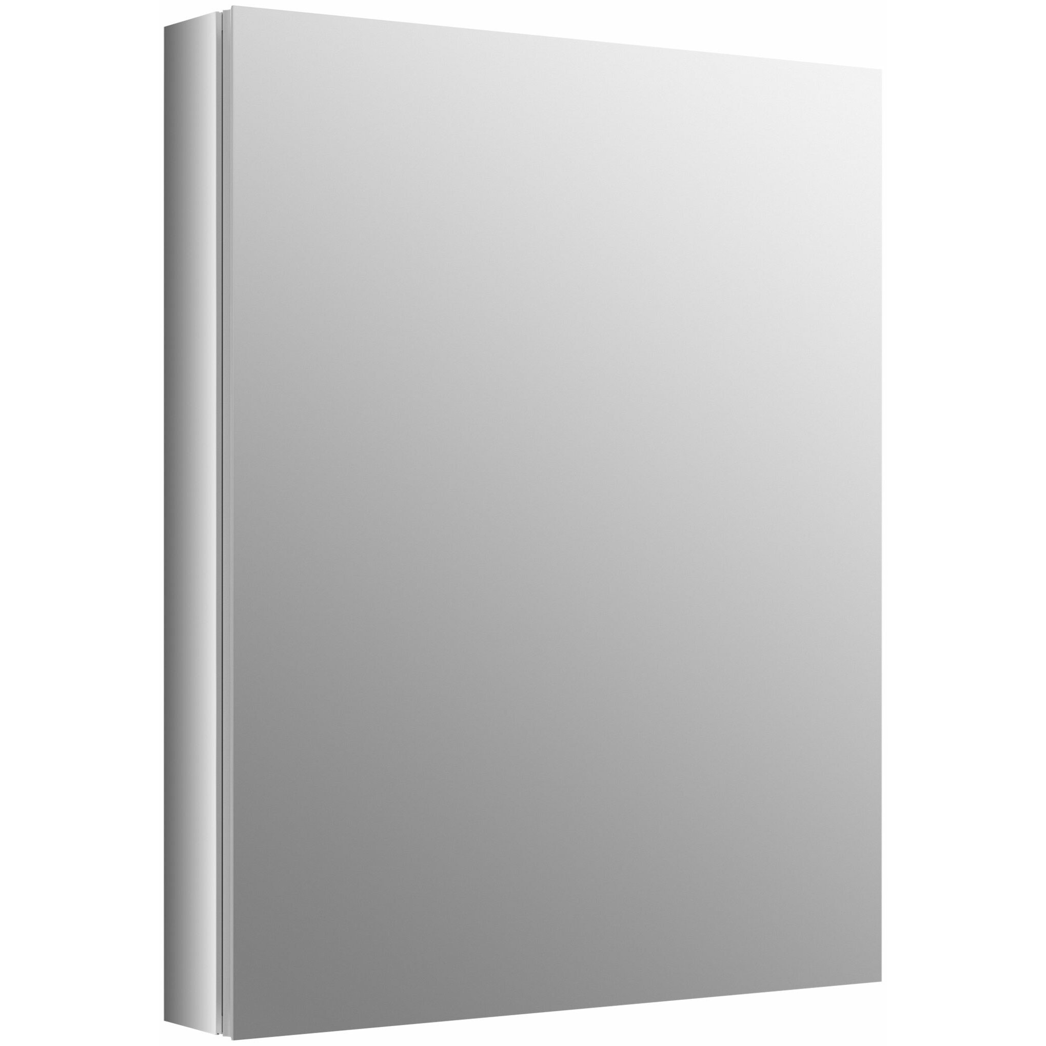 Jensen Medicine Cabinet Kohler Verdera 24 W X 30 H Aluminum Medicine Cabinet Reviews