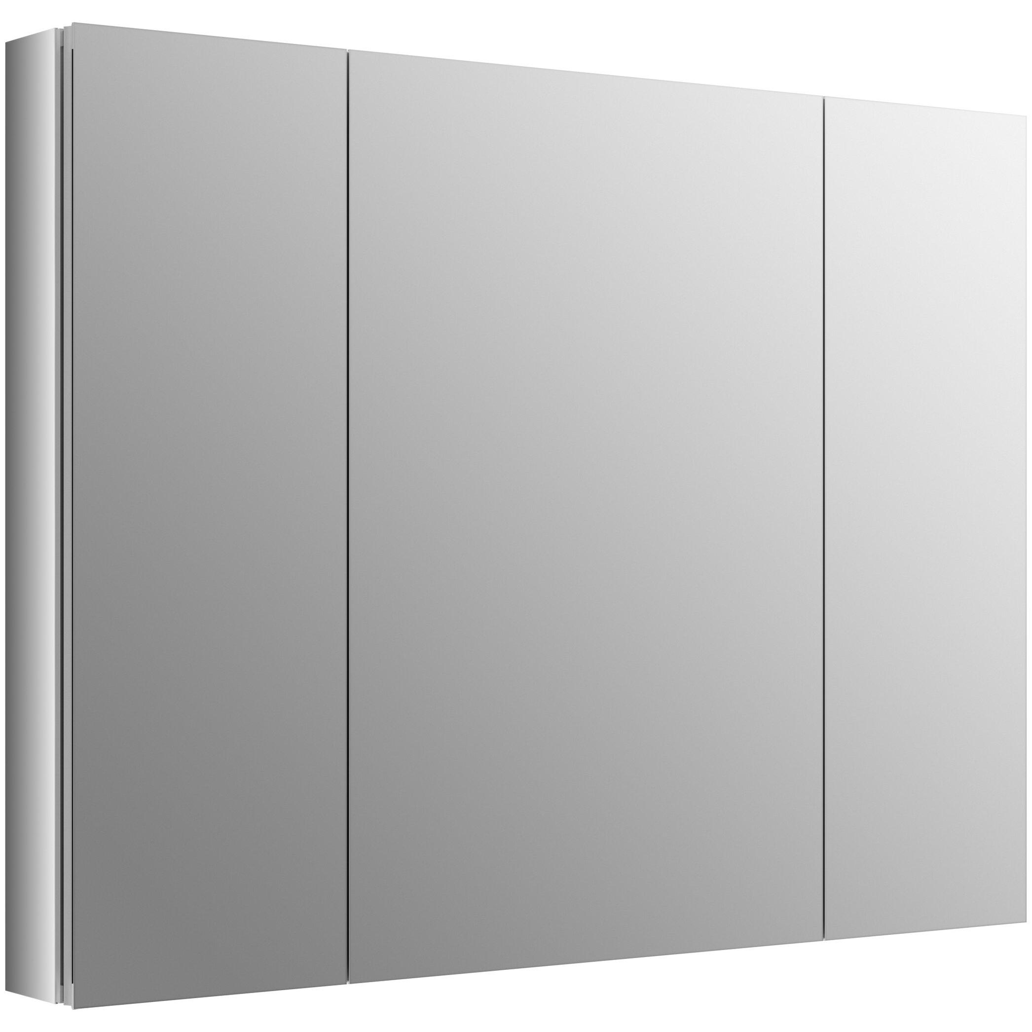 30 X 30 Medicine Cabinet Kohler Verdera 40 W X 30 H Aluminum Medicine Cabinet With