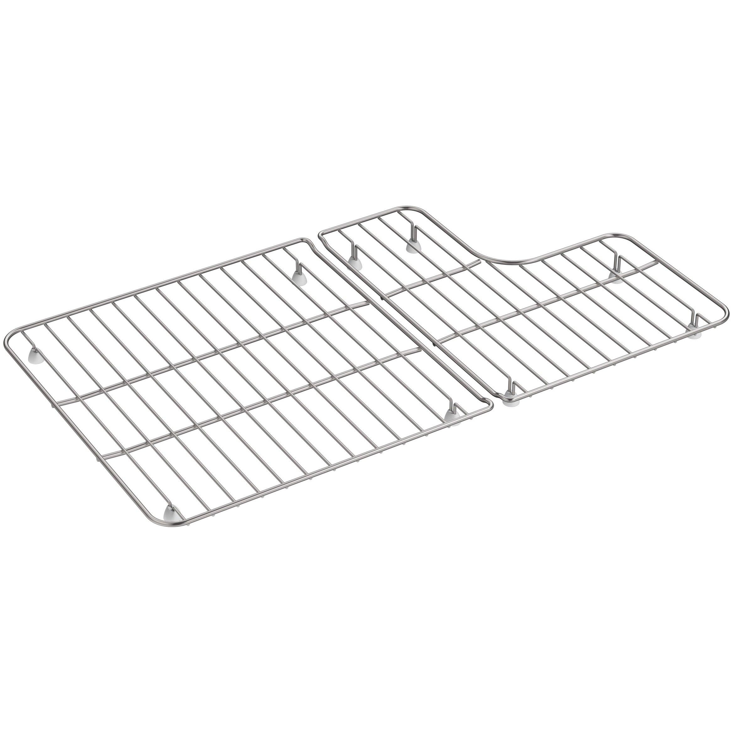 kitchen sink protector grid
