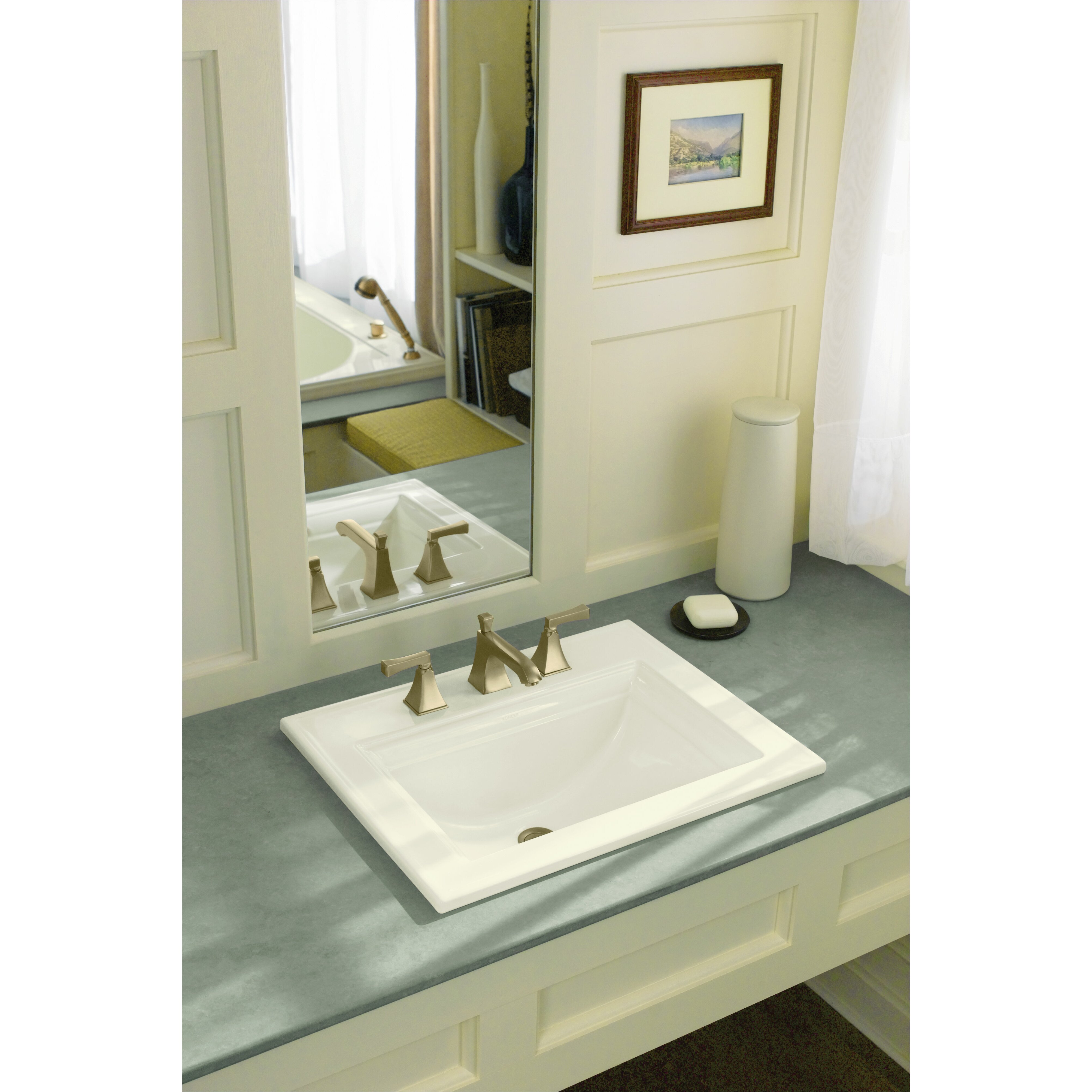 Bathroom Sinks Rectangular Drop In drop in bathroom sinks rectangular | my web value