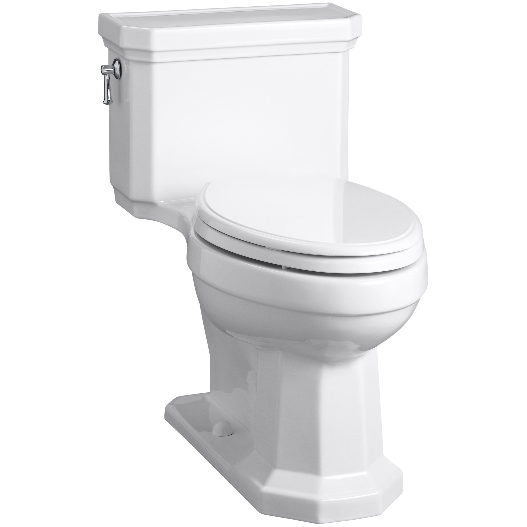 Kohler Kathryn Comfort Height Elongated One Piece 1 28 Gpf