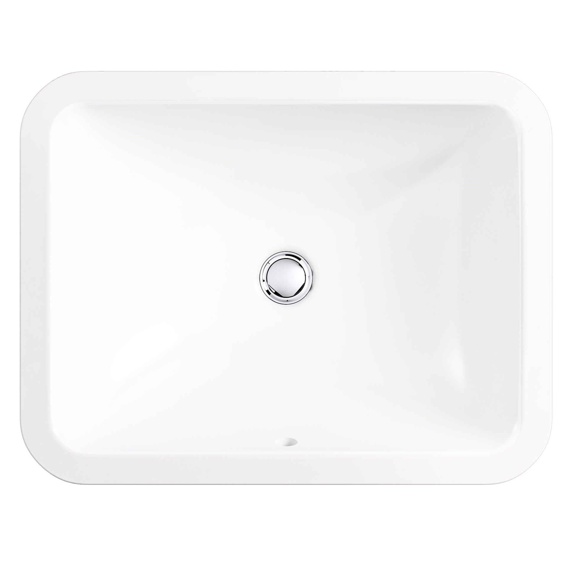 Kohler Undermount Bathroom Sinks Reviews rectangle undermount bathroom sink ~ dact