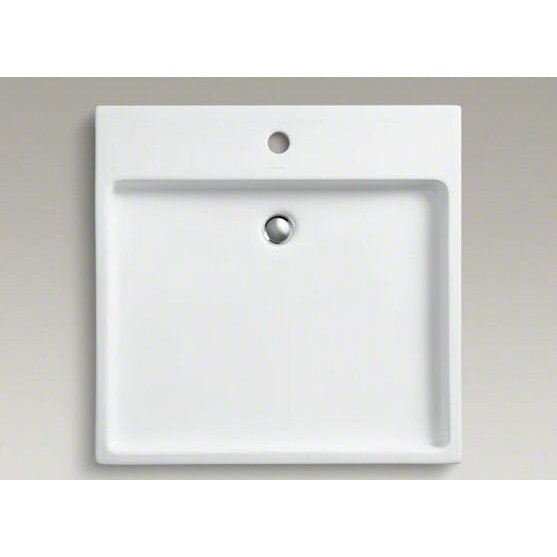 Kohler Purist Wading Pool Above-Counter/Wall-Mount ...