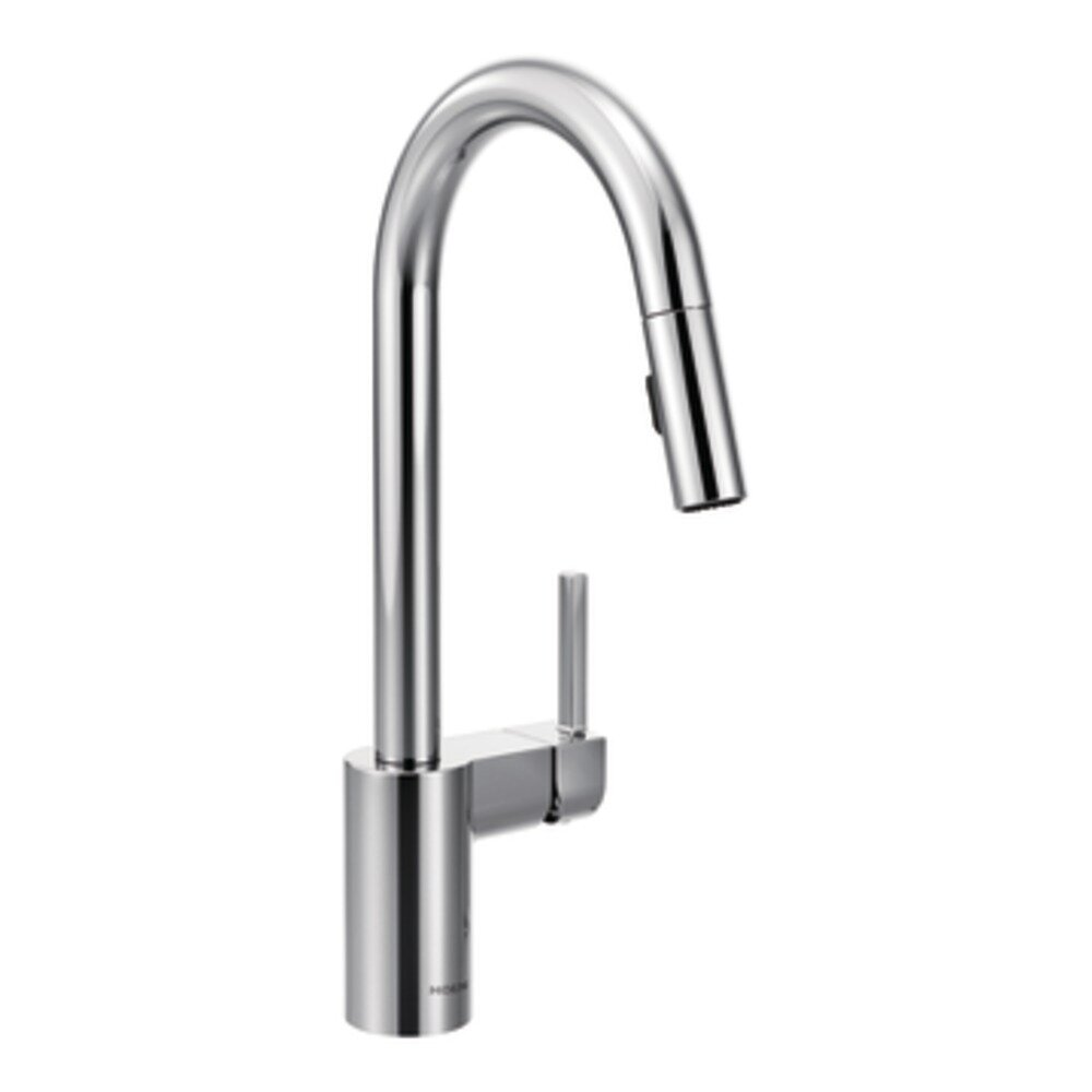 Moen Align Single Handle Kitchen Faucet MOE single handle kitchen faucet Moen Align Single Handle Kitchen Faucet
