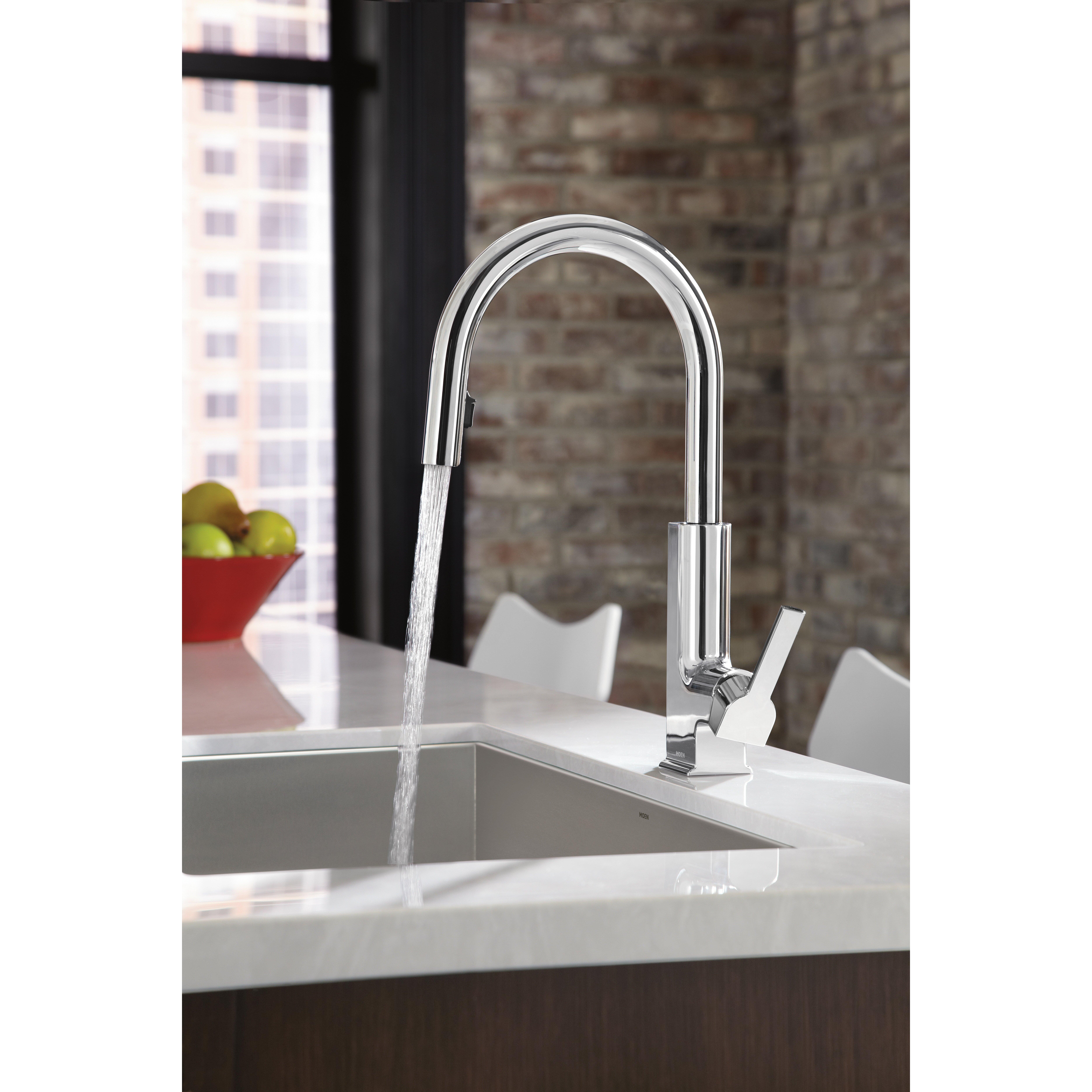 Moen Legend Kitchen Faucet Kitchen Faucet Moen Moen Wall Mount Kitchen Faucet Cleandus