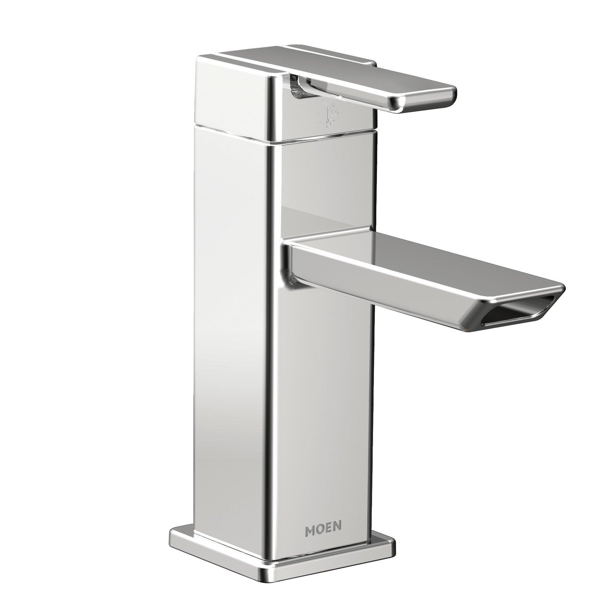 moen single lever bathroom faucet   My Web Value
