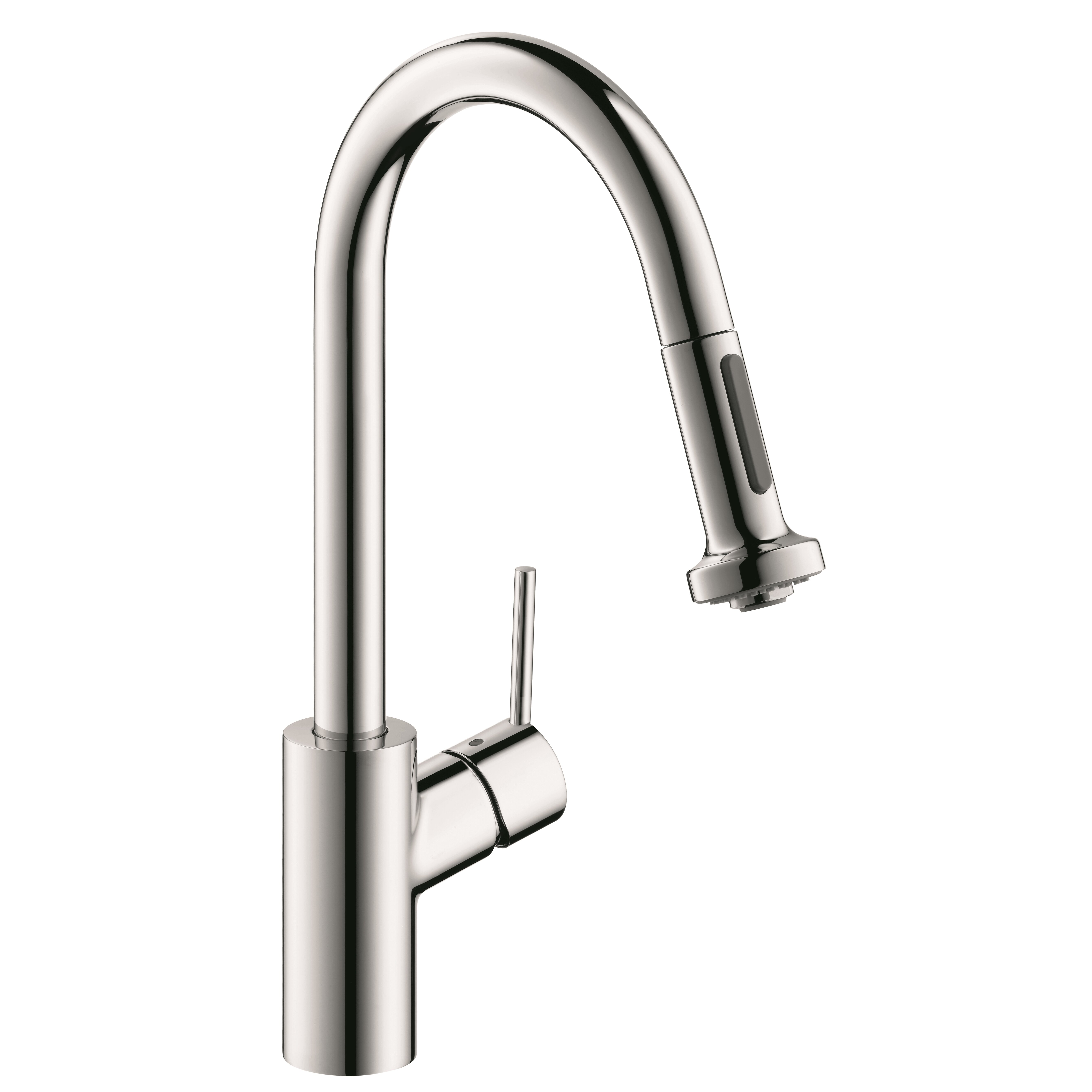 Deck Mount Kitchen Faucet Hansgrohe Talis S 2 Prep One Handle Deck Mounted Kitchen Faucet