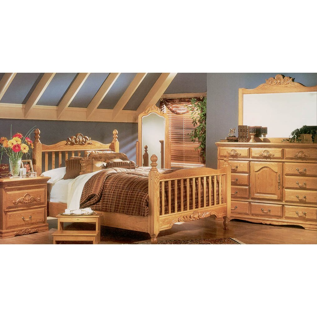 Bebe Furniture Country Heirloom Panel Customizable Bedroom Set. Bebe Furniture Country Heirloom Panel Customizable Bedroom Set