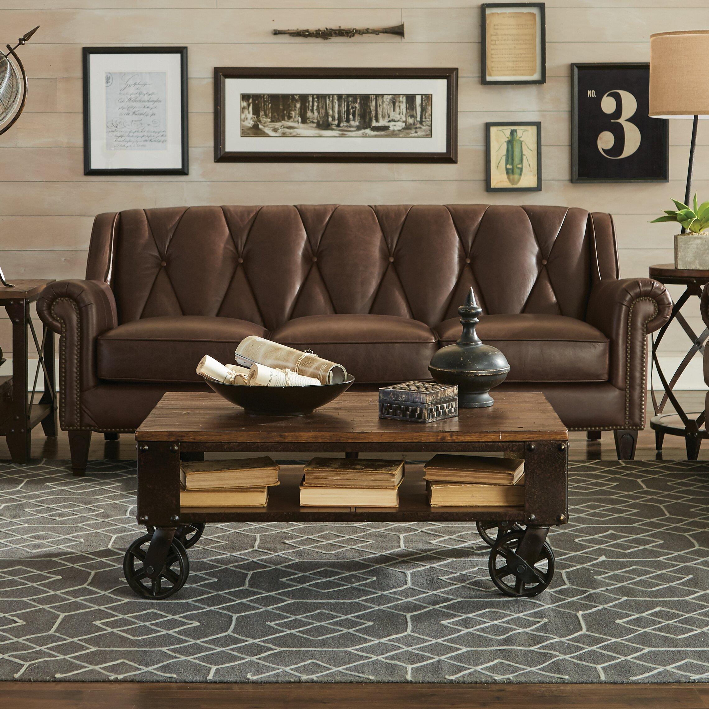 Captivating Lazzaro Leather Lucia Leather Sofa Wayfair .