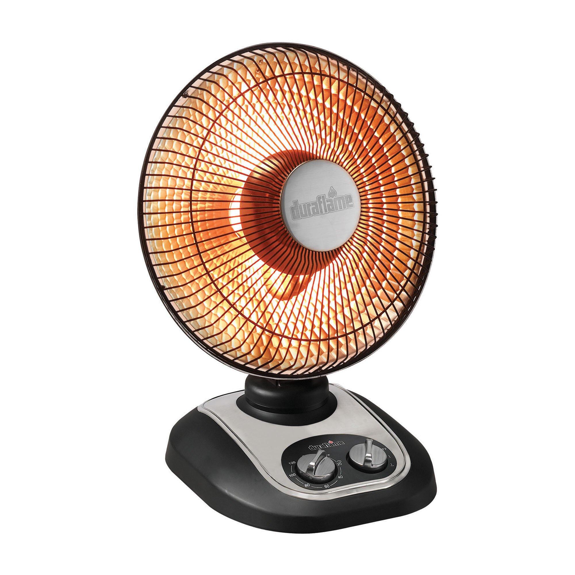 space heaters you ll love wayfair 800 watt portable electric radiant compact heater