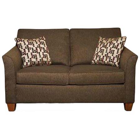 inroom designs microfiber sleeper sofa   reviews wayfair ca
