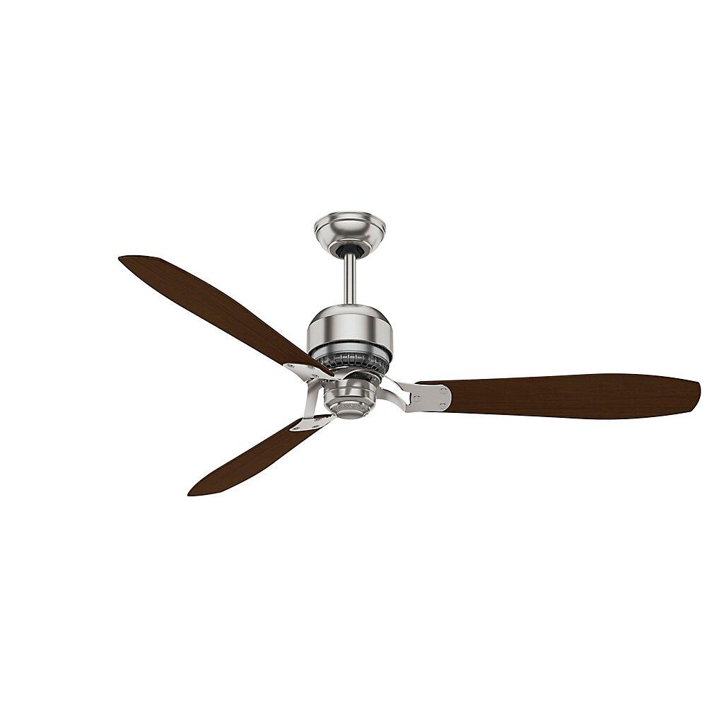 """Casablanca Fan 52"""" Tribeca 3 Blade Ceiling Fan & Reviews"""