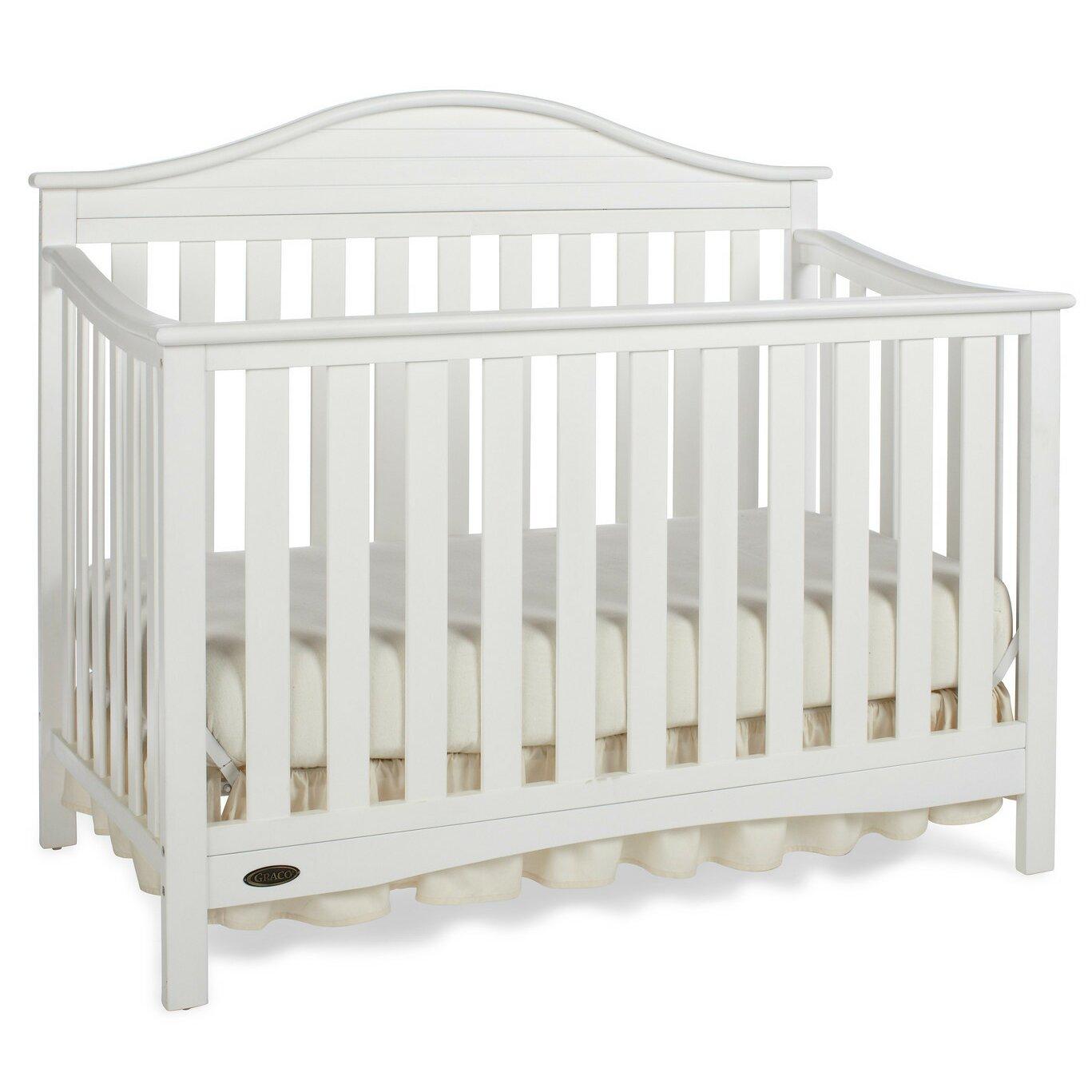 Crib for sale charleston sc - Graco Harbor Lights 4 In 1 Convertible Crib