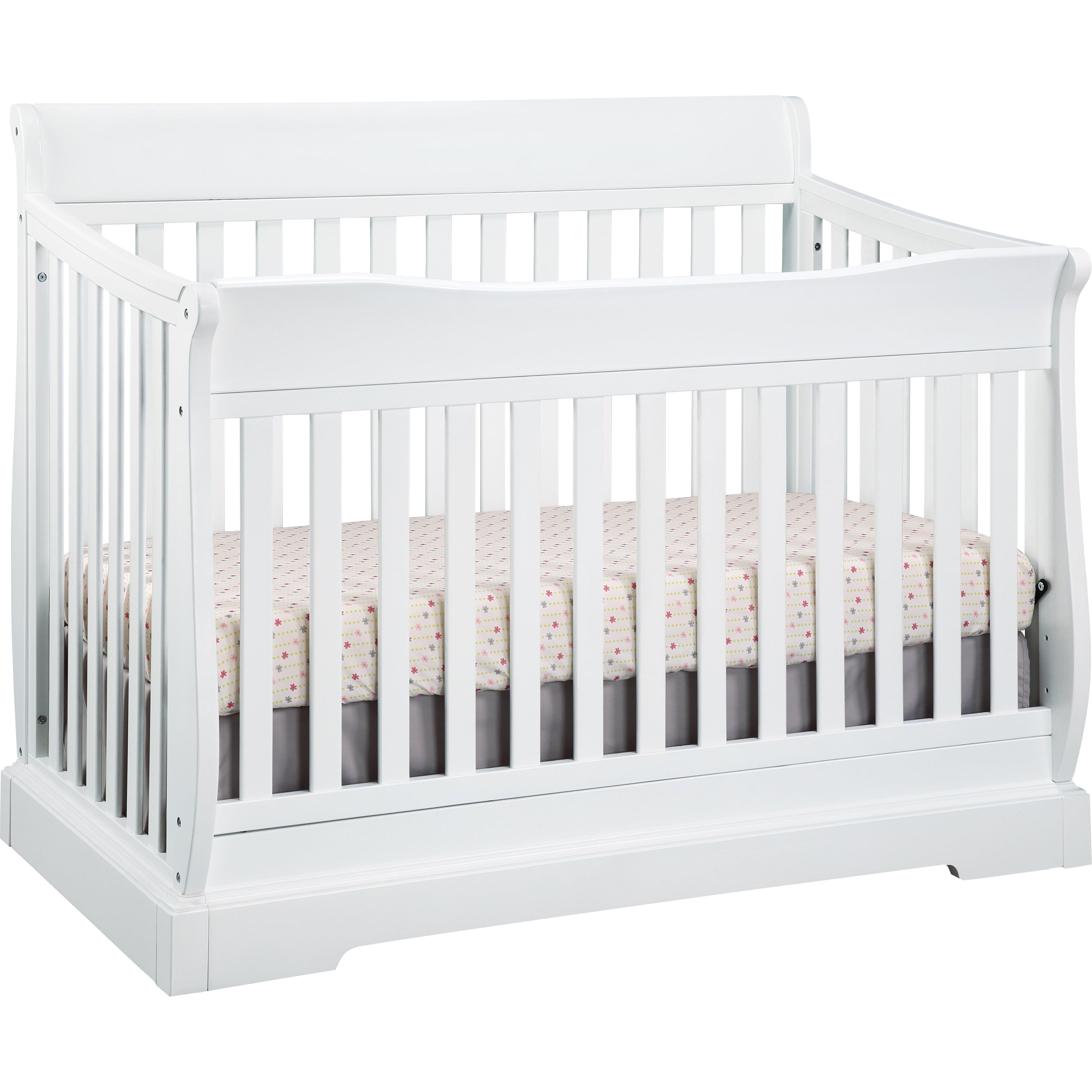 Crib for sale san diego - Graco Maple Ridge 4 In 1 Convertible Crib