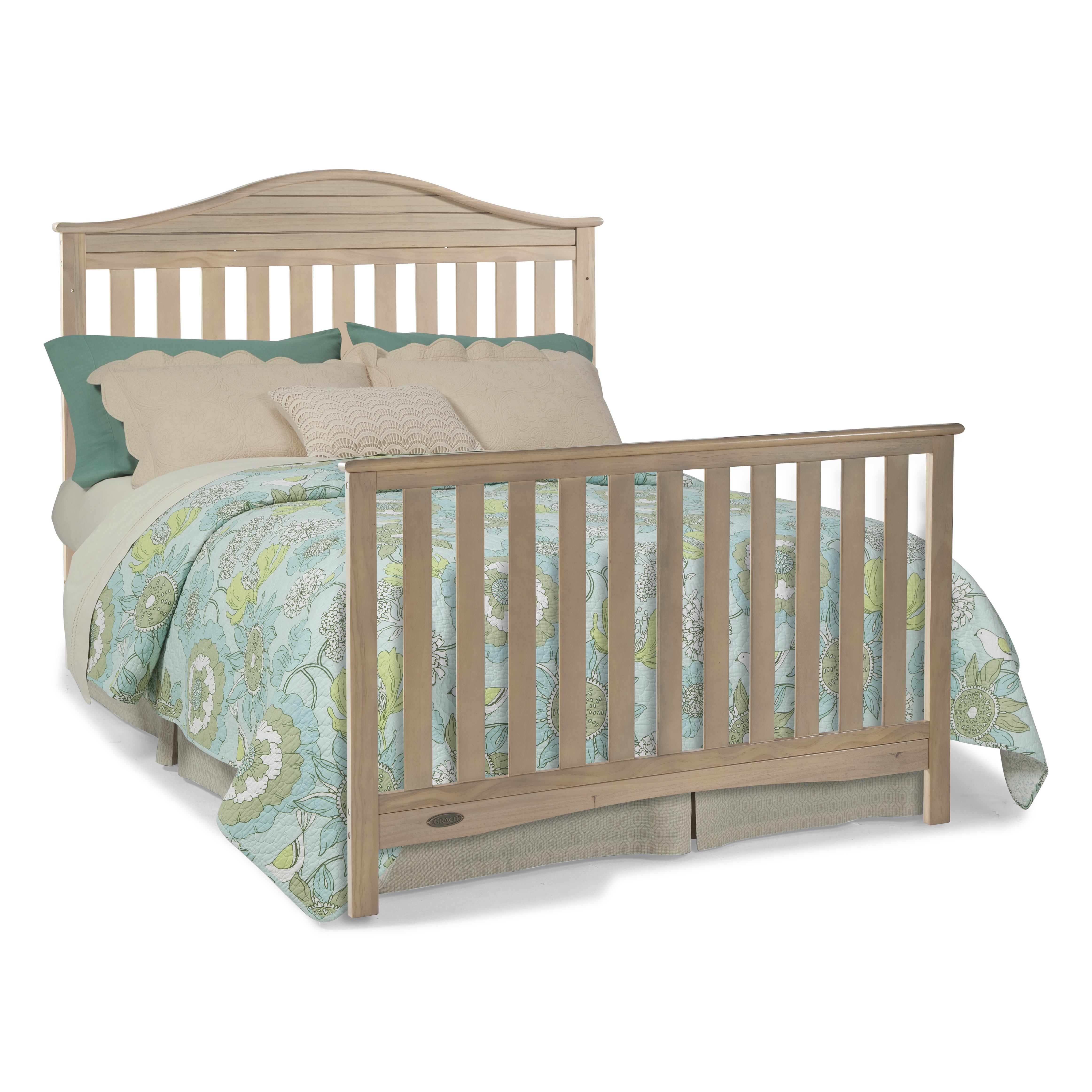 crib with design  best baby crib inspiration - graco harbor lights in convertible crib  reviews wayfair