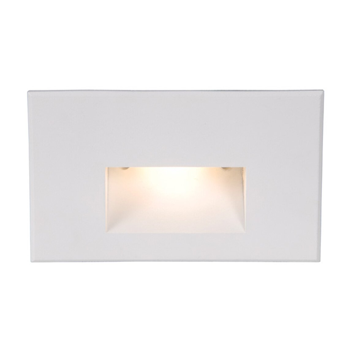 Wac lighting led - Wac Lighting 1 Light Led Step Light